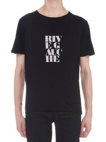 Saint Laurent 'rive Gauche' T-shirt