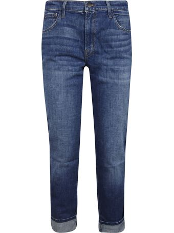 J Brand Johnny Mid Rise Jeans