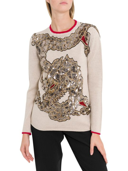 Parosh Lequins Sweater
