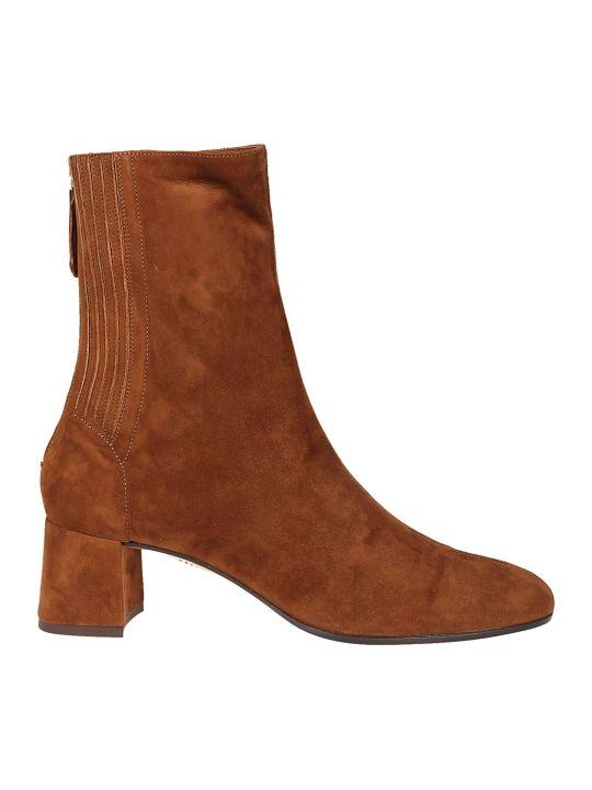 Aquazzura Saint Honoré Ankle Boots