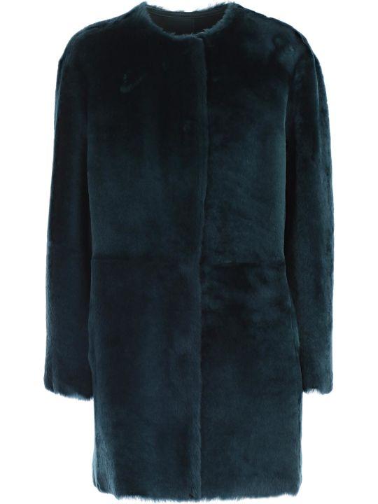 Desa 1972 Collarless Coat