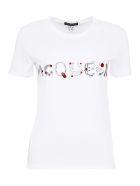 Animal Letters Print T-shirt