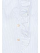 Isabel Marant Jen Shirt - BLUE STRIPES