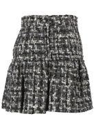 Dolce & Gabbana Mouline Knitted Skirt
