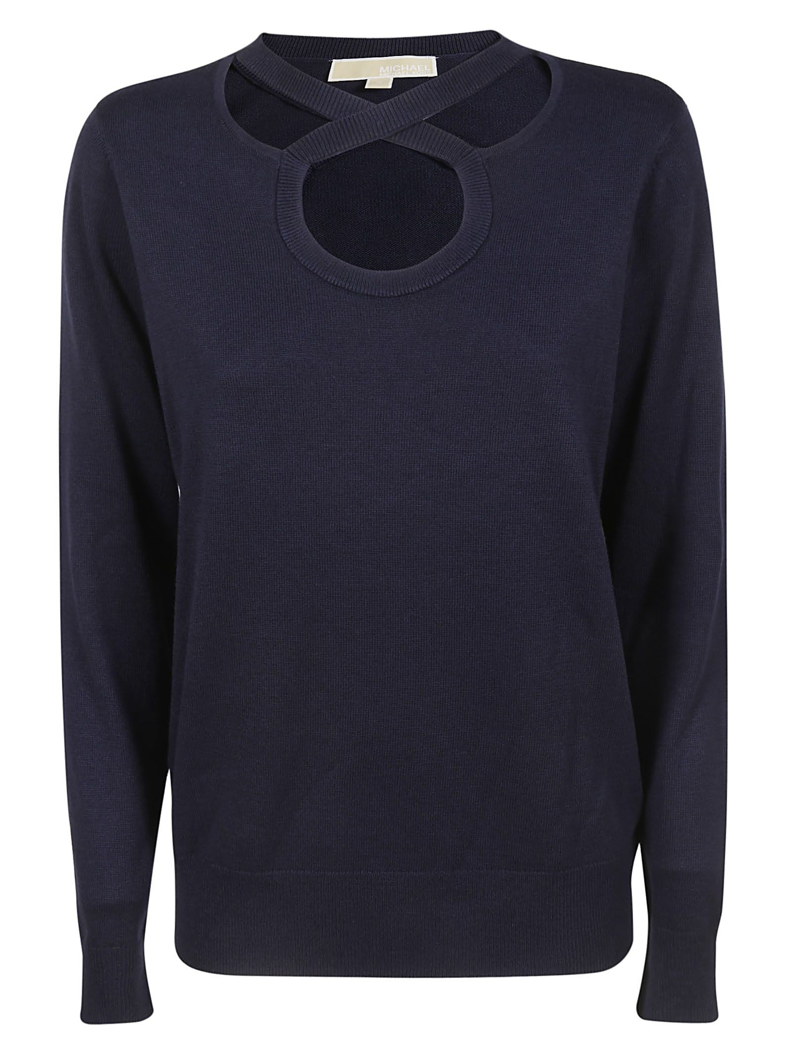 Michael Kors Lace-up Detail Sweater