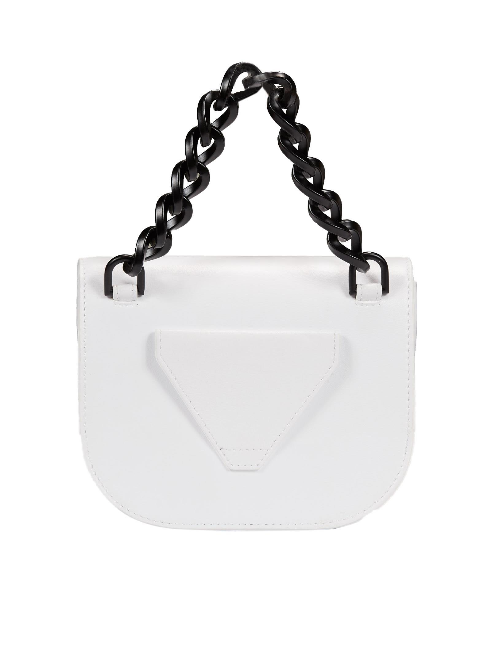 Candy shoulder bag - White Giaquinto 5SbZff