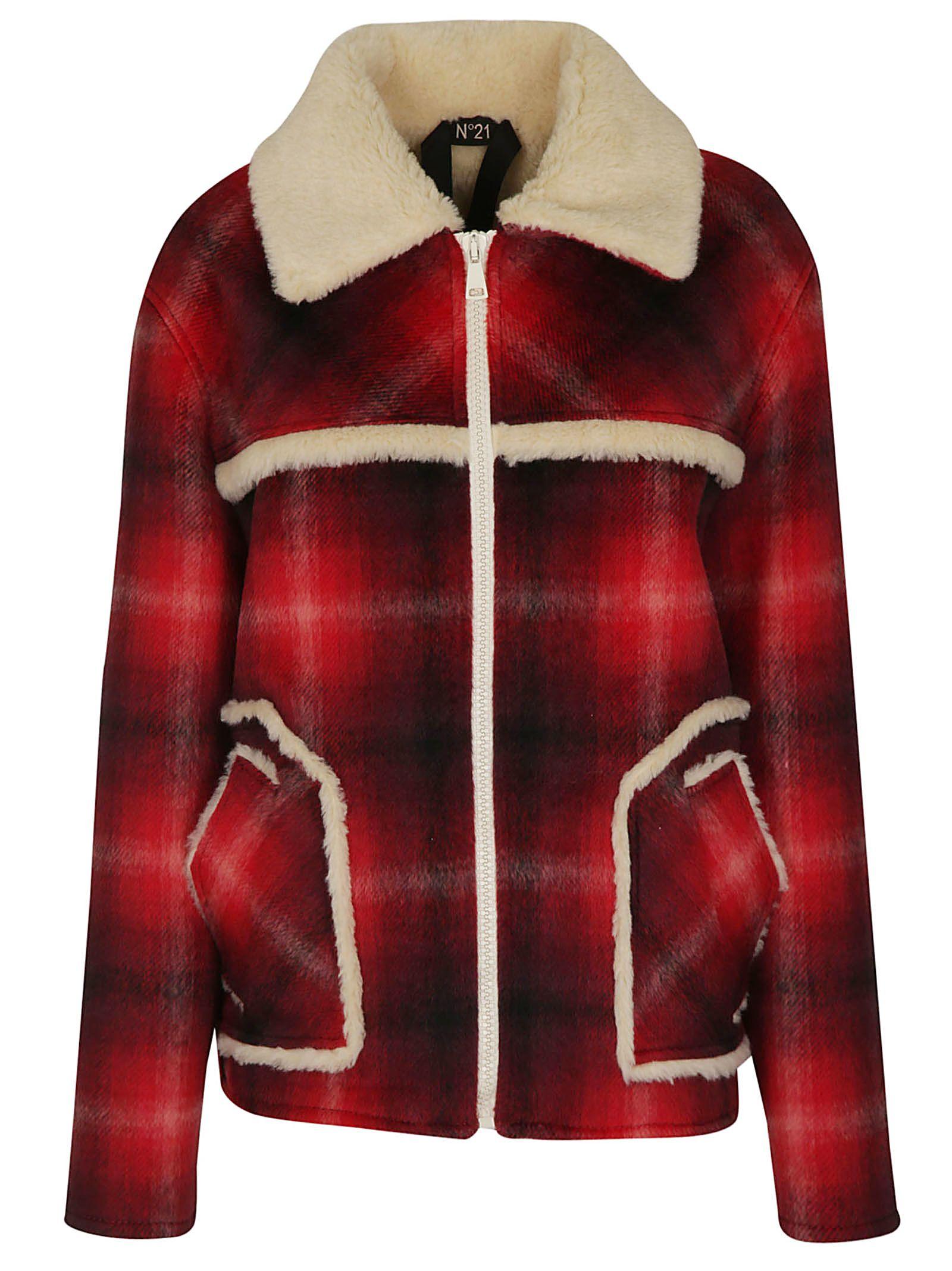 n.21 -  Fur Trim Jacket