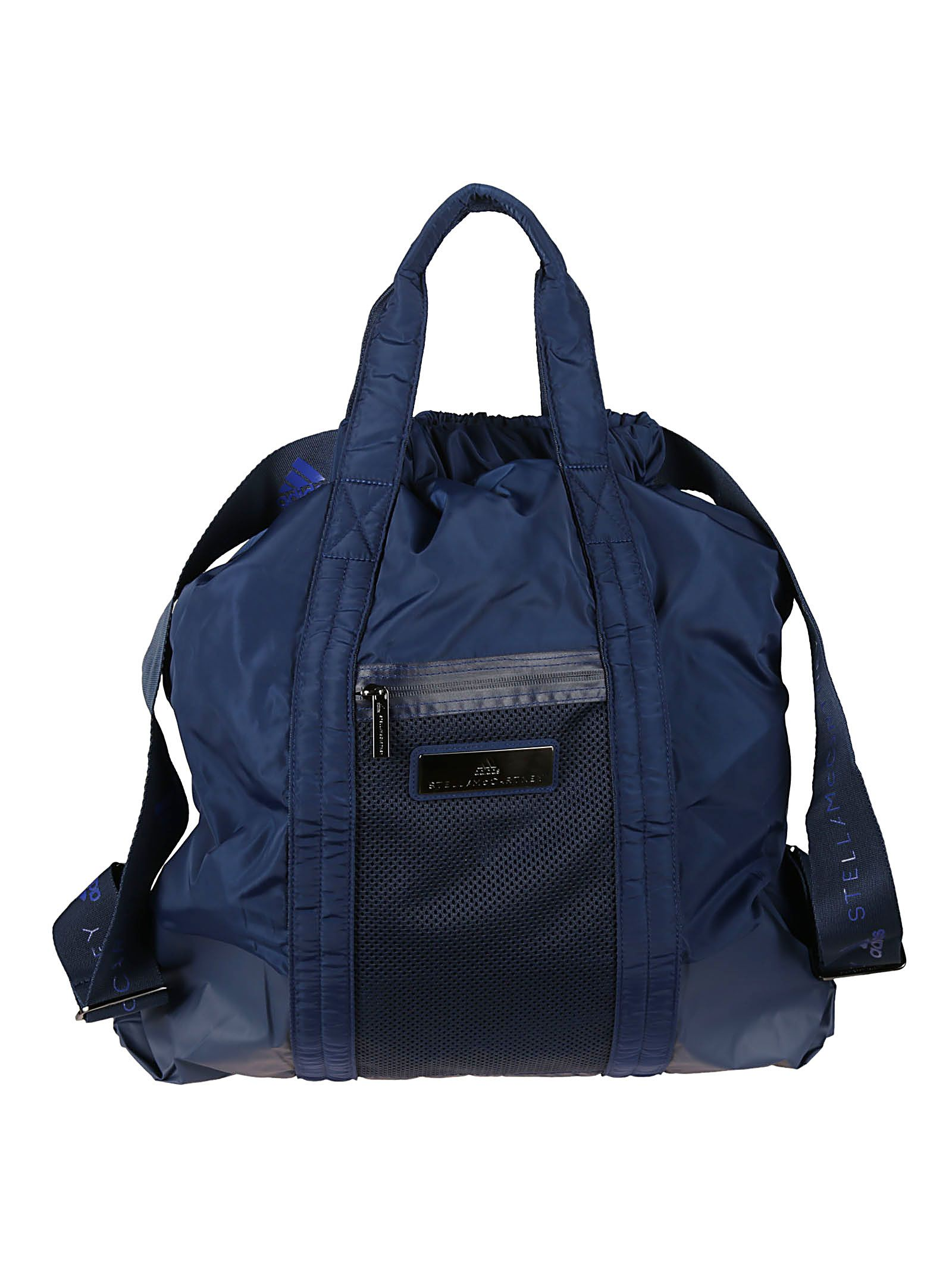 3375dd7a2e Adidas Originals Y-3 Gym Backpack In Blue