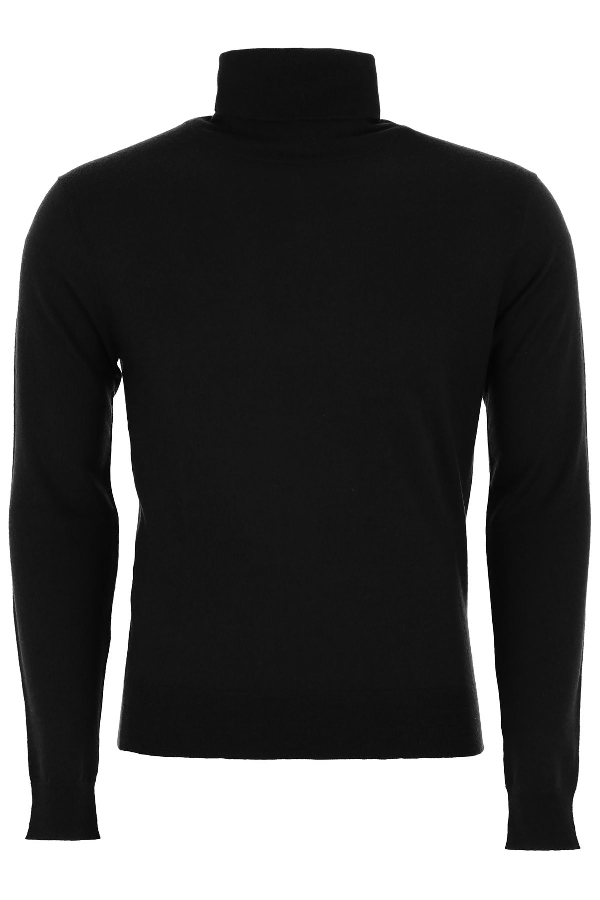 CC COLLECTION CORNELIANI Cashmere Pullover in Black