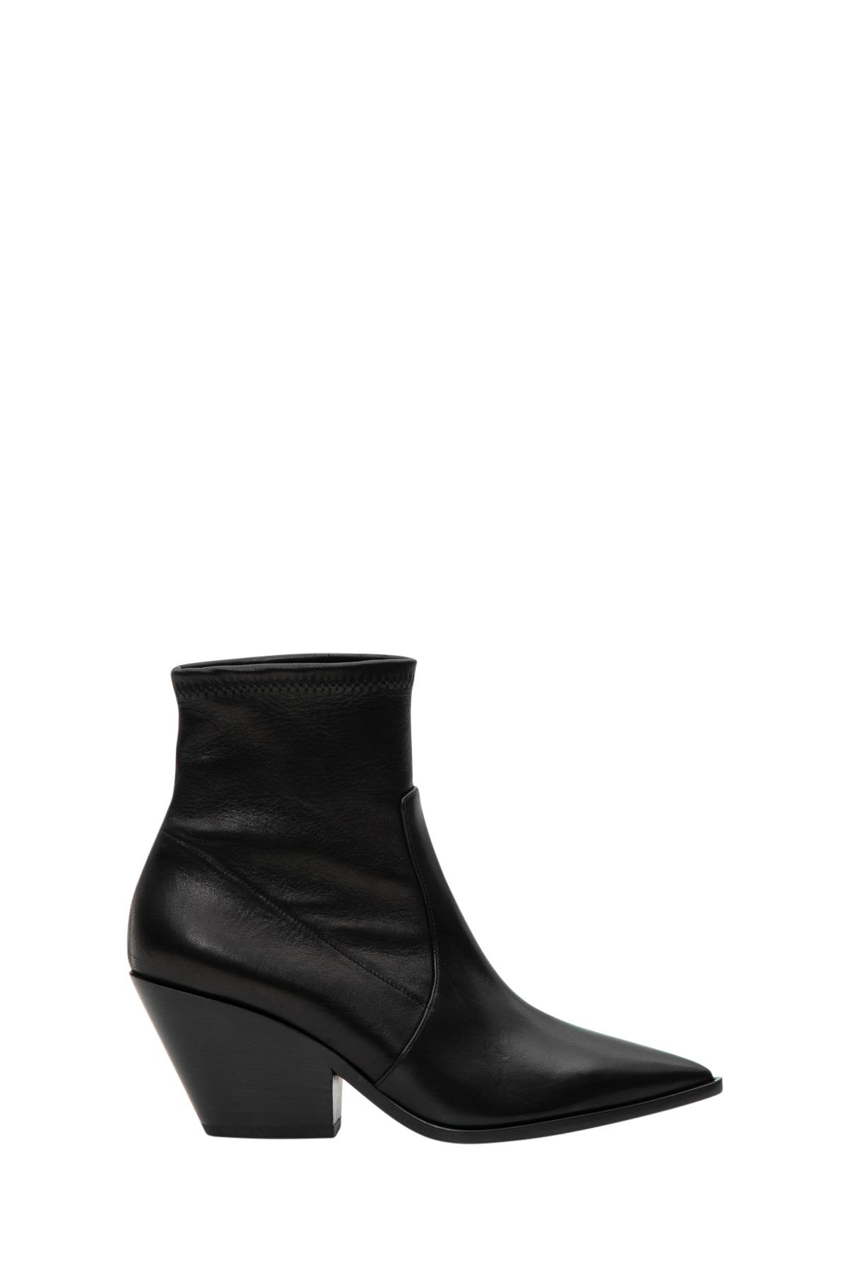 CASADEI TEXAN ANKLE BOOTS