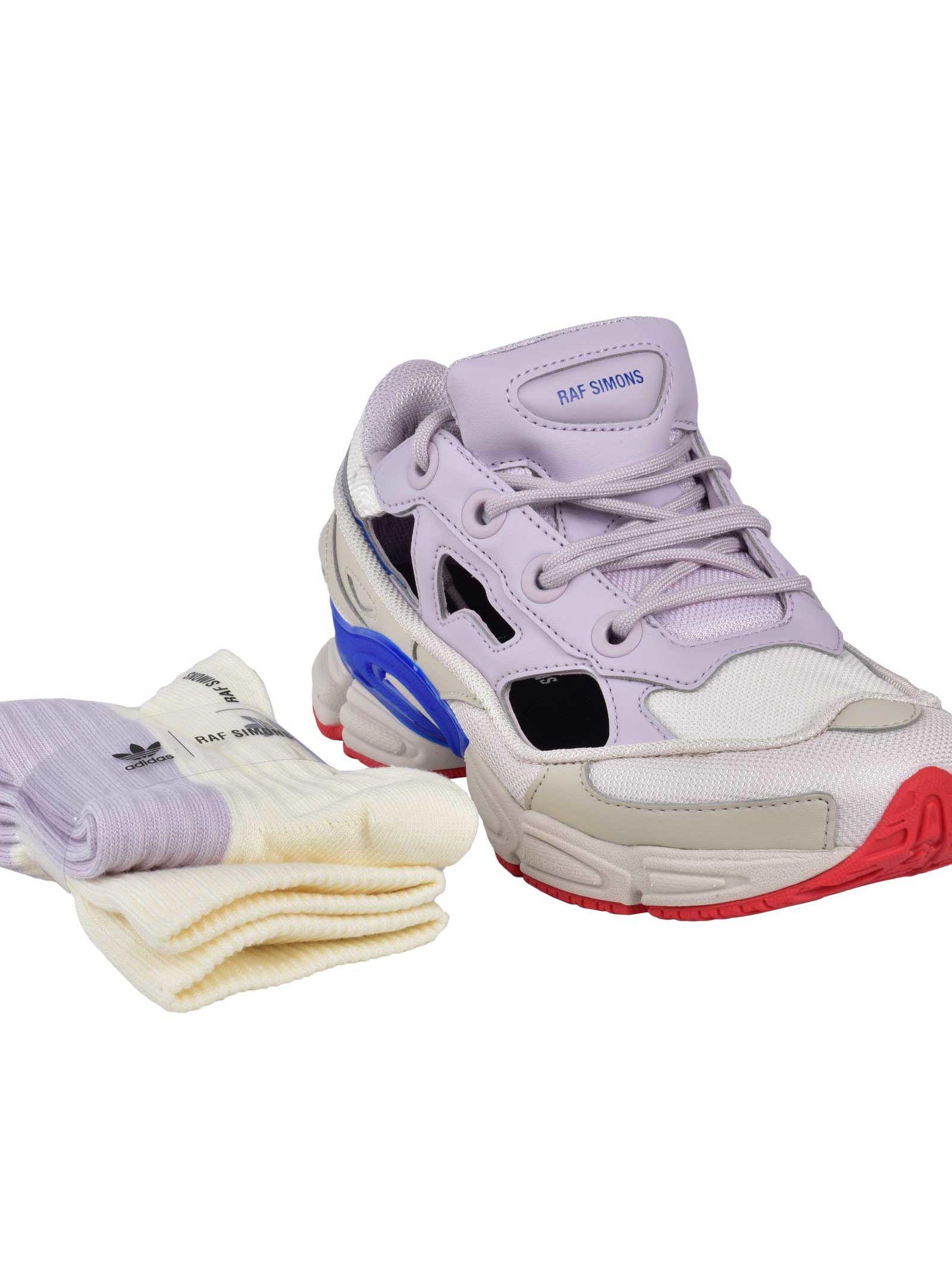 Adidas Raf Simons Ozweego Sneakers in Cbrown