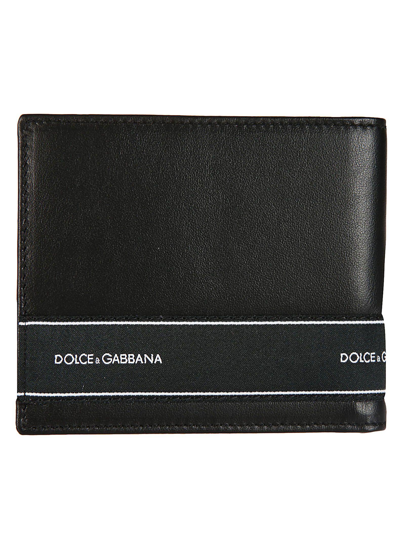 fold out purse - Black Dolce & Gabbana 9mbrlg