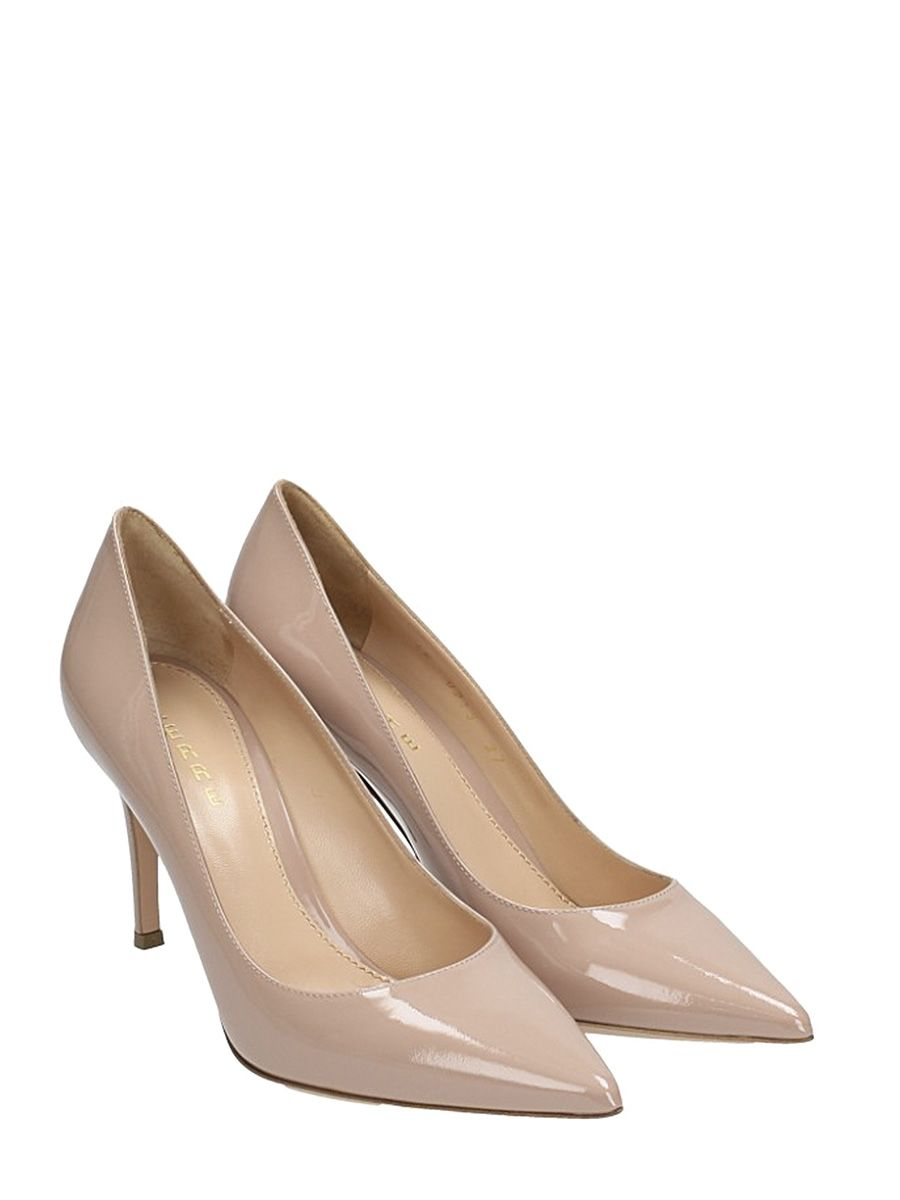LERRE Nude Patent Leather Pumps Clearance Footlocker Pictures Discount Cheap Buy Cheap New Arrival AJ5l4GUDUP