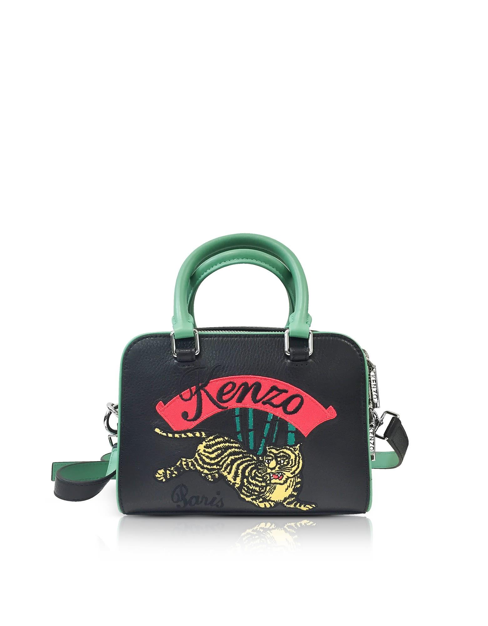 Kenzo Crossbody-bags JUMPING TIGER SMALL CROSSBODY BAG