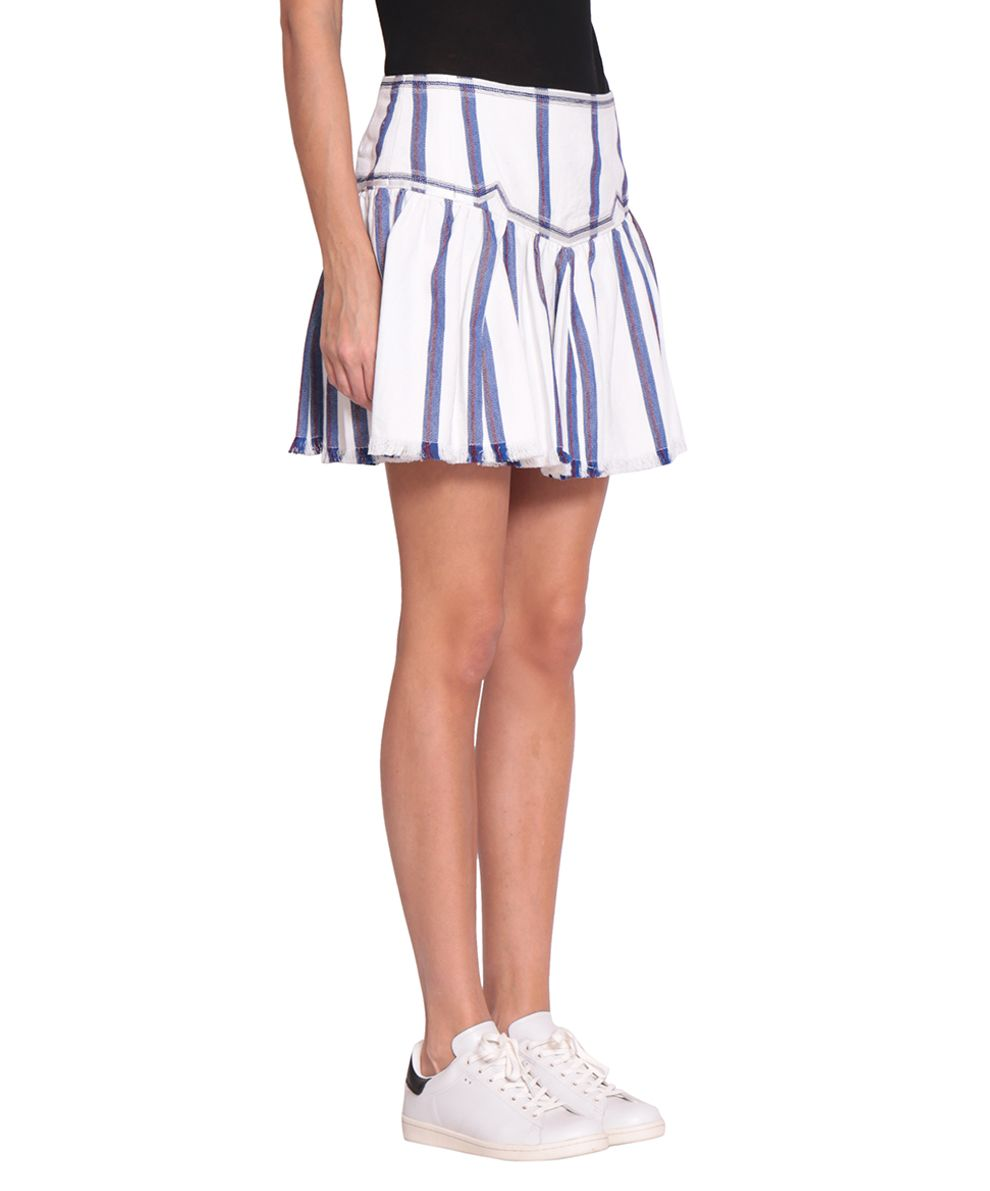 Coton Delia skirt Isabel Marant Outlet Exclusive Cheap Pay With Visa Deals Cheap Price New Sale Online CD4zxdEd