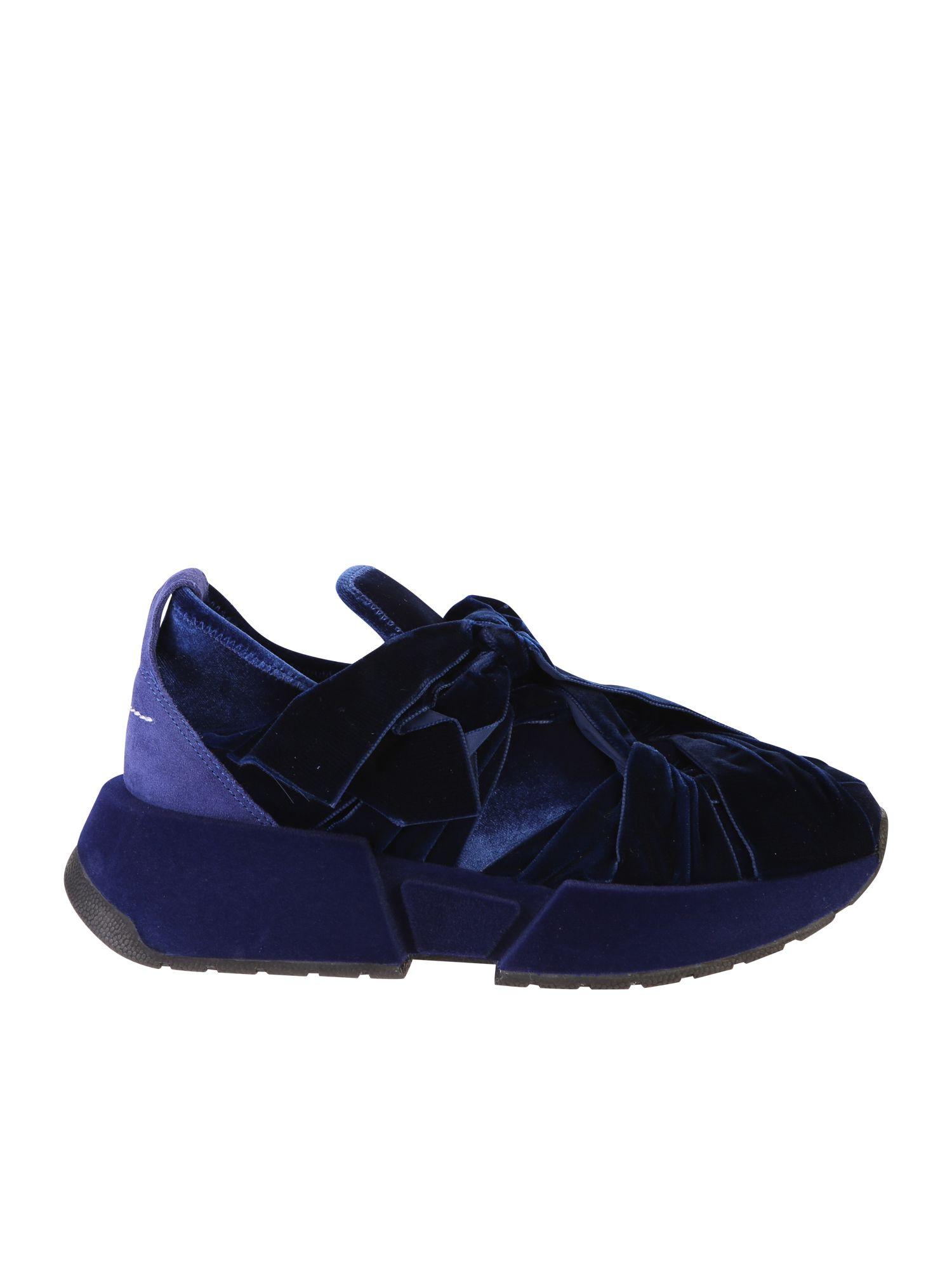 Blue Ribbon Sneakers