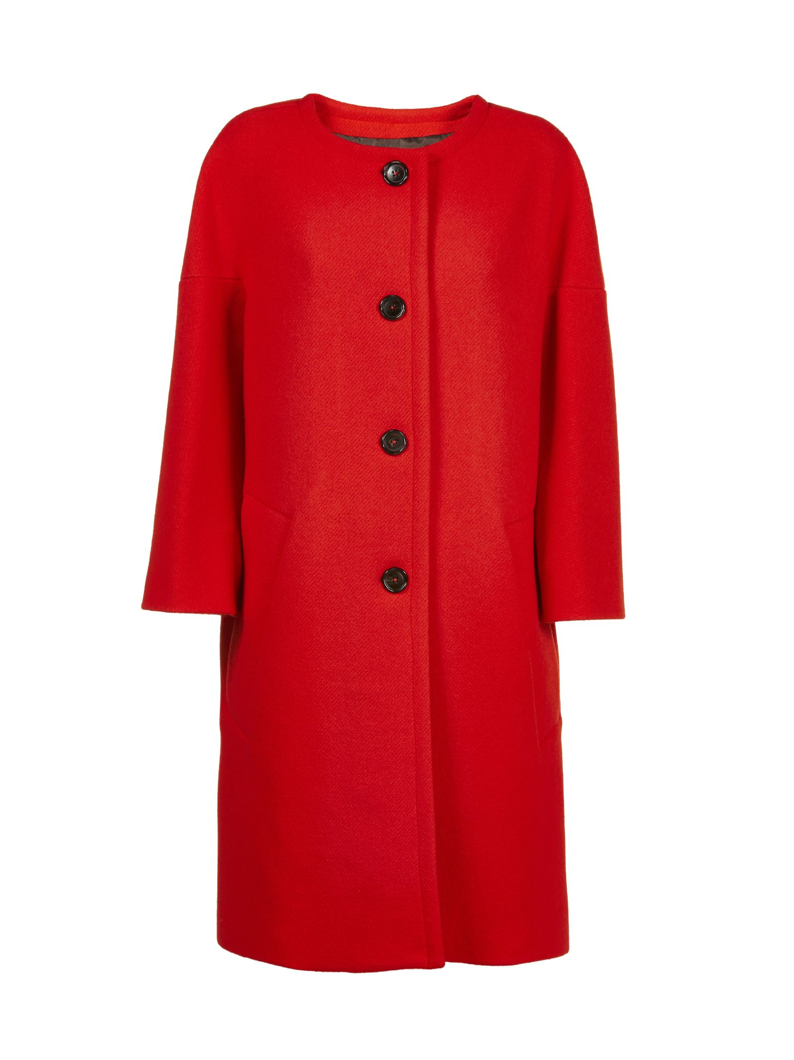 Vintage Coat, Corallo