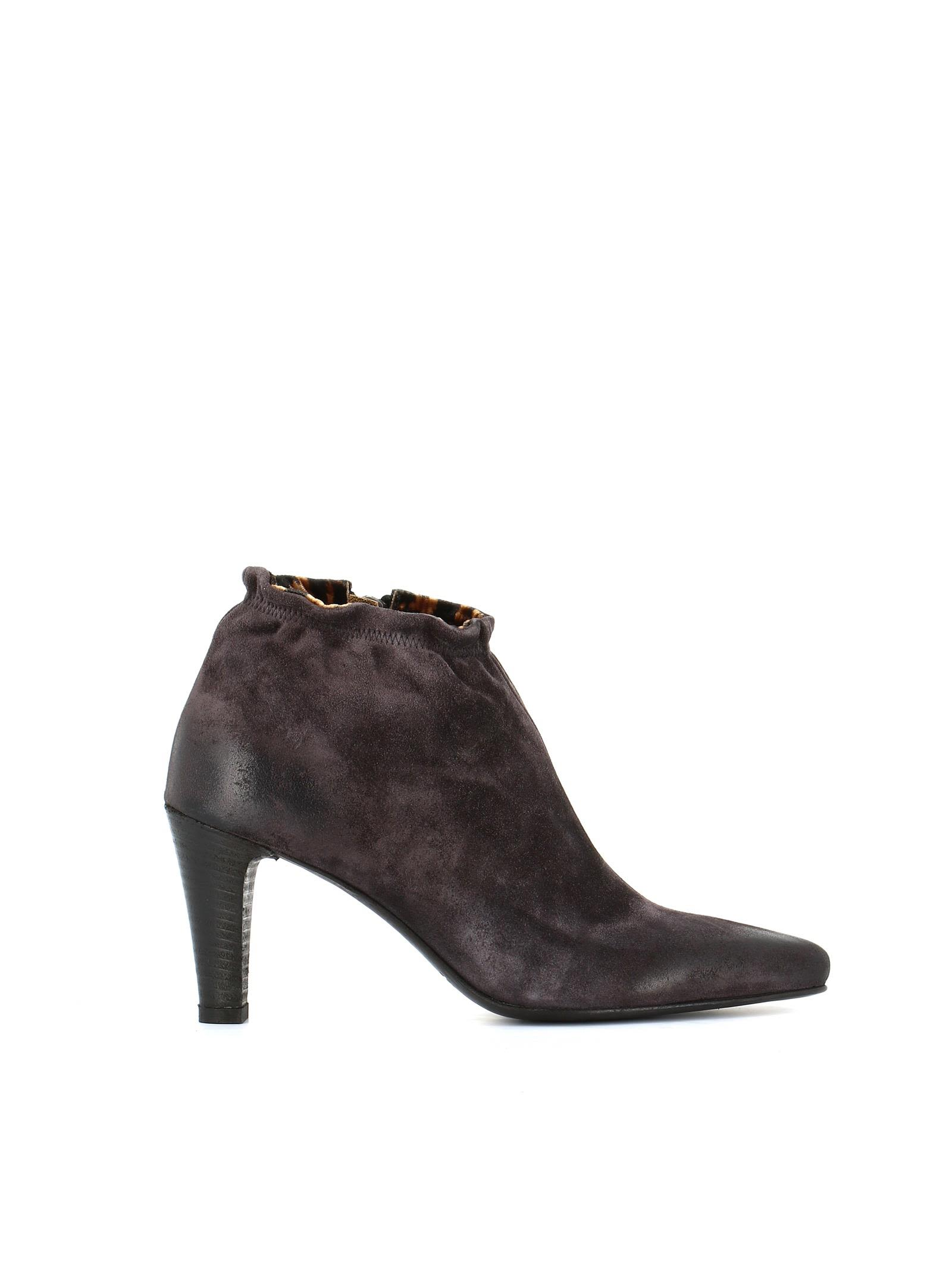 """ALEXANDER HOTTO Ankle Boot """"54619"""" in Grey"""