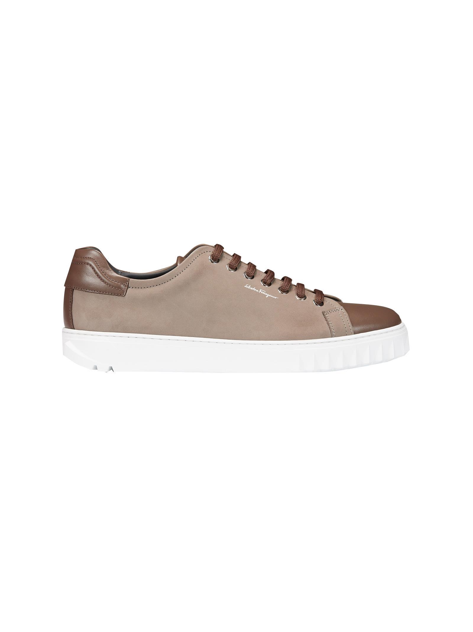 Salvatore Ferragamo Clyde sneakers gQ8EgIcC