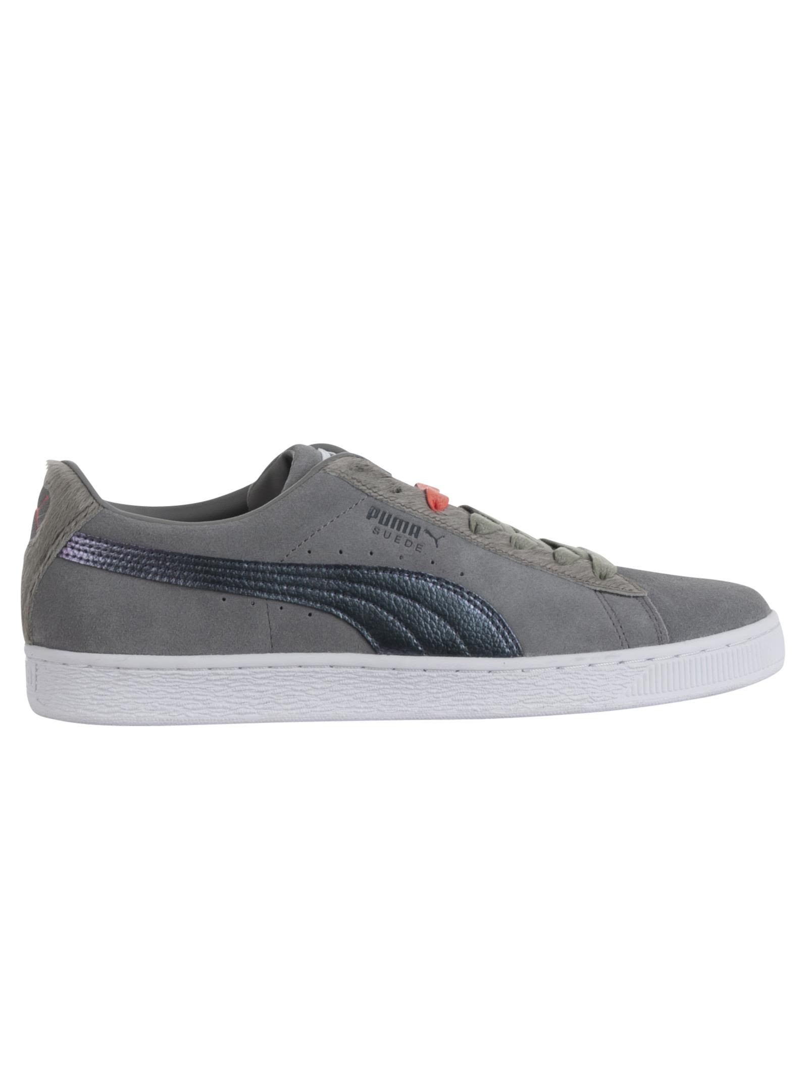 cheap for discount 1ed3d 06596 Puma Suede Classic 50 X Staple Pigeon In Grigio Rosa