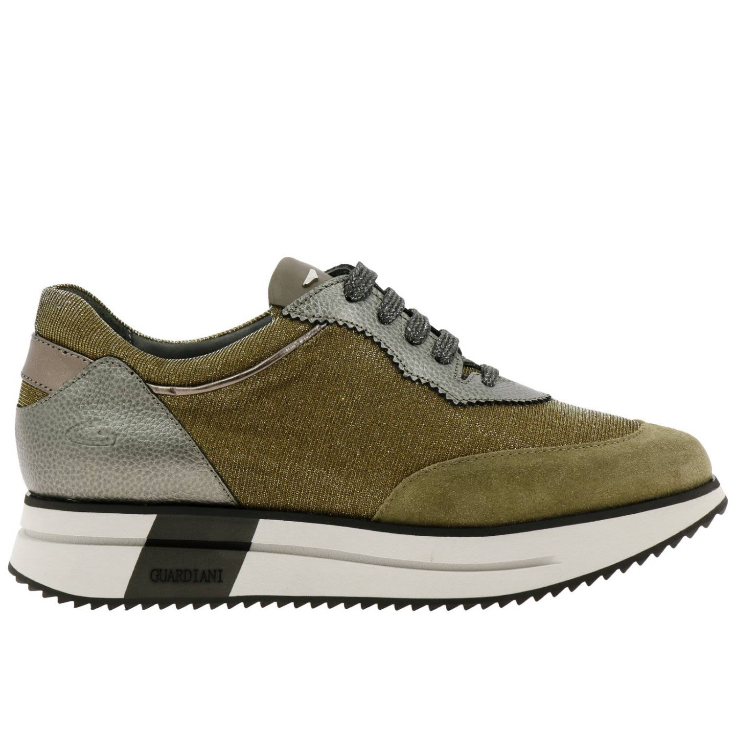 ALBERTO GUARDIANI Guardiani Sneakers Shoes Women Guardiani in Gold