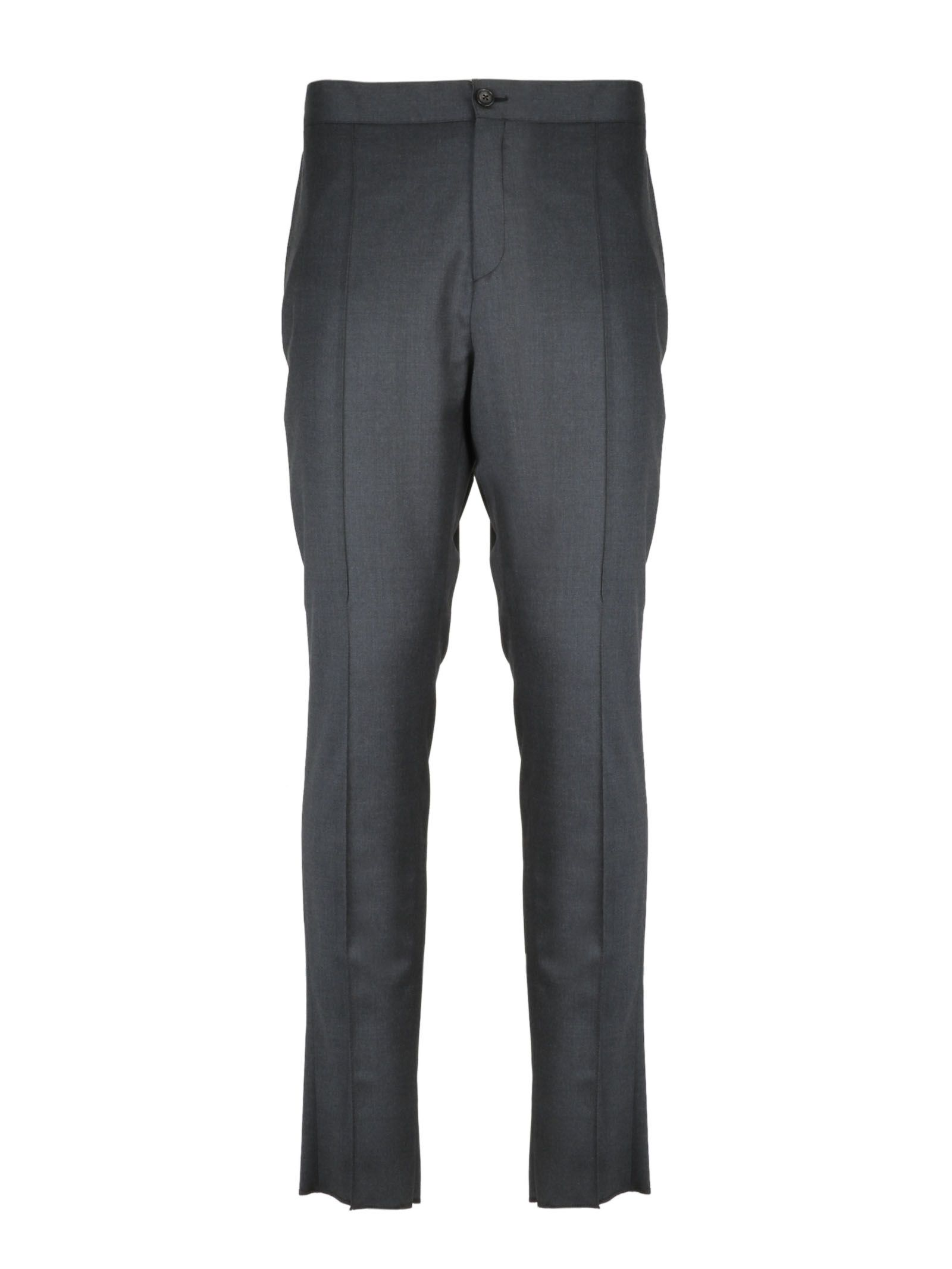 Z Zegna Tapered Trousers