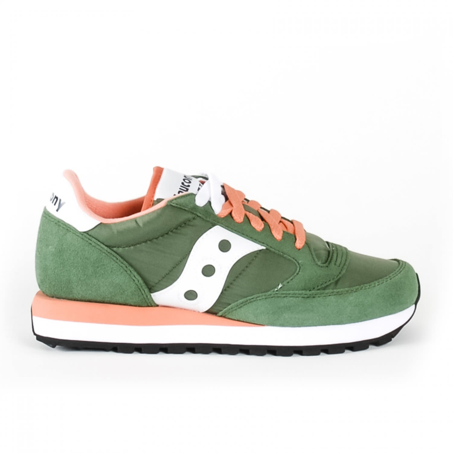 Saucony ORIGINALS JAZZ O' GREEN/CORAL