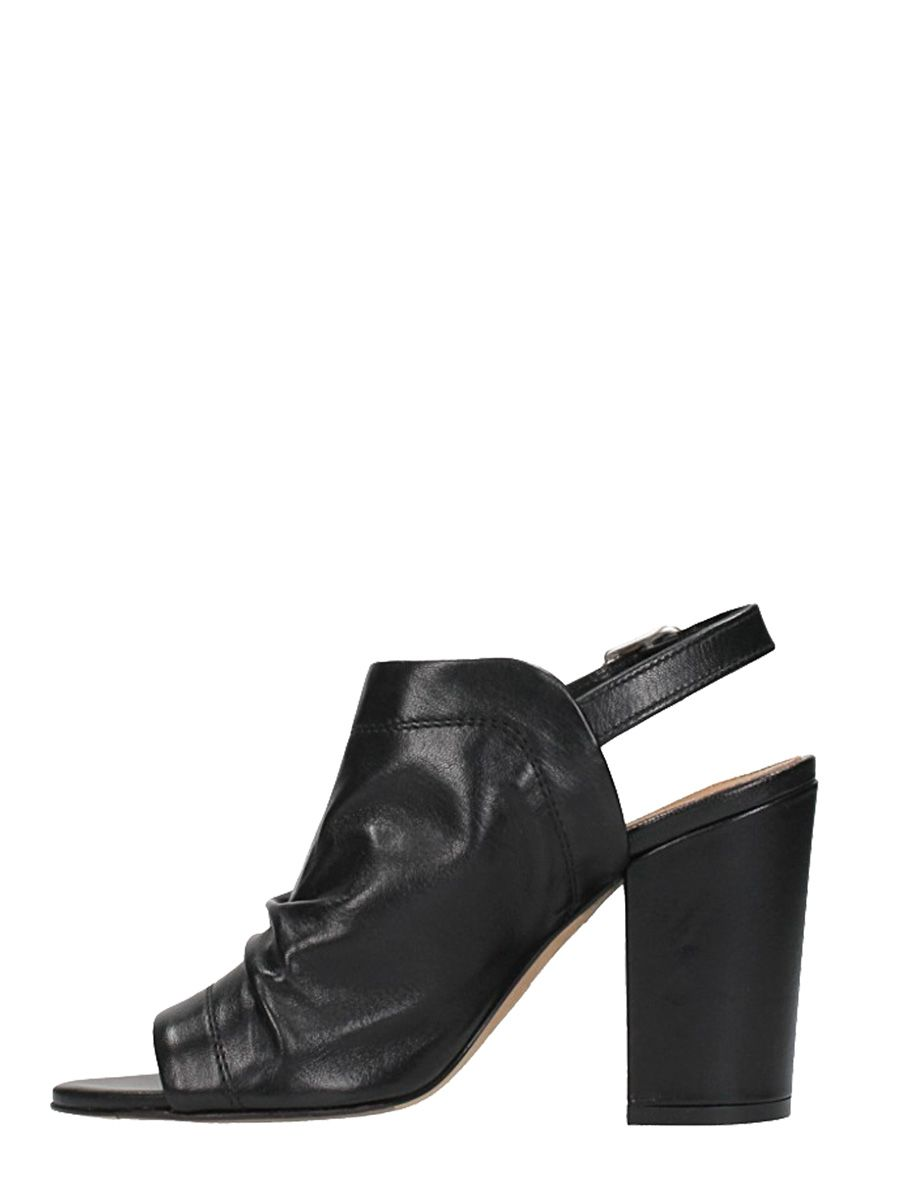 Outlet Online Sale Low Price Julie Dee Leather Mules 2byEKox