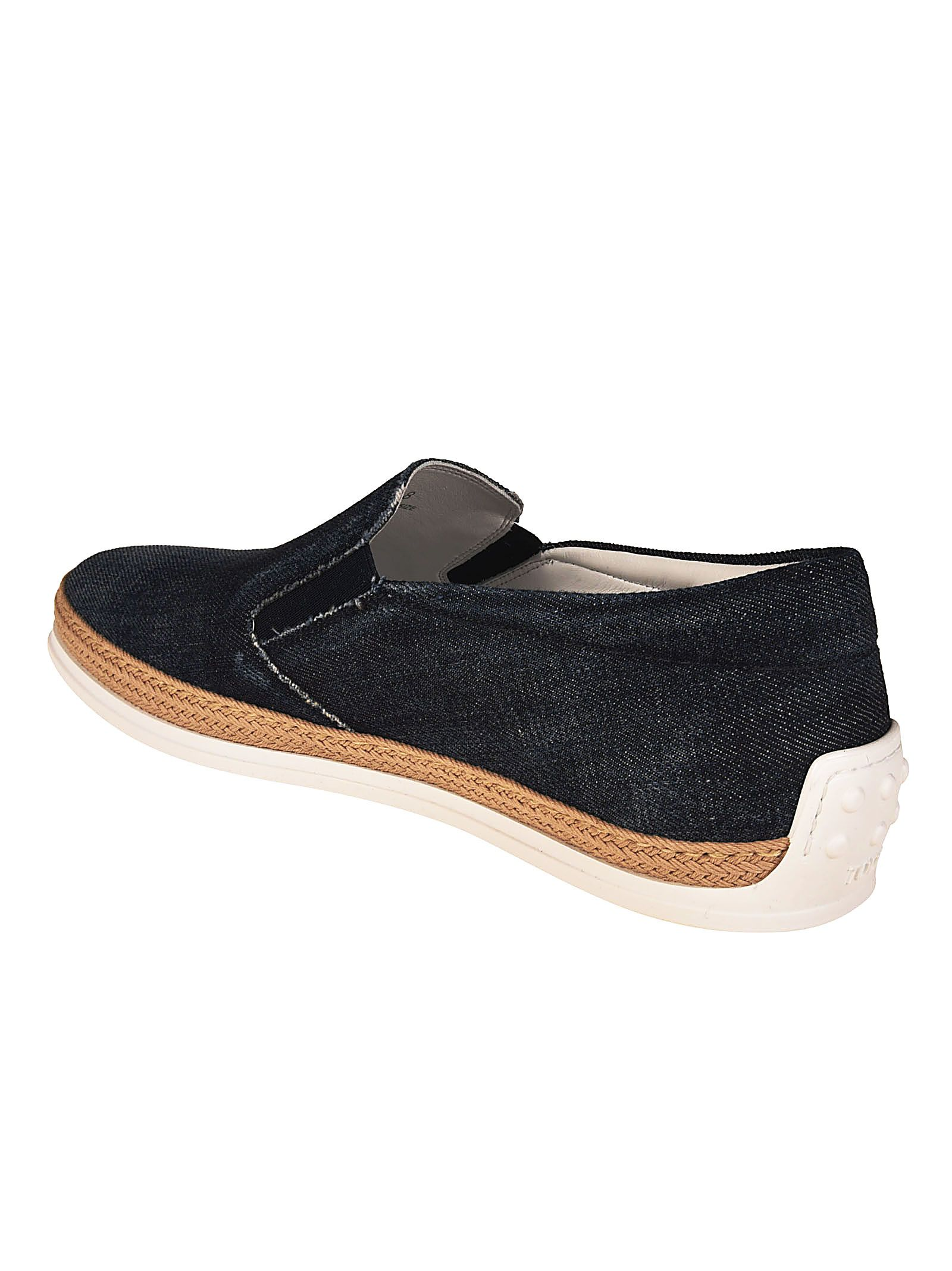 Slip-On in Denim Tod's 8lNW6