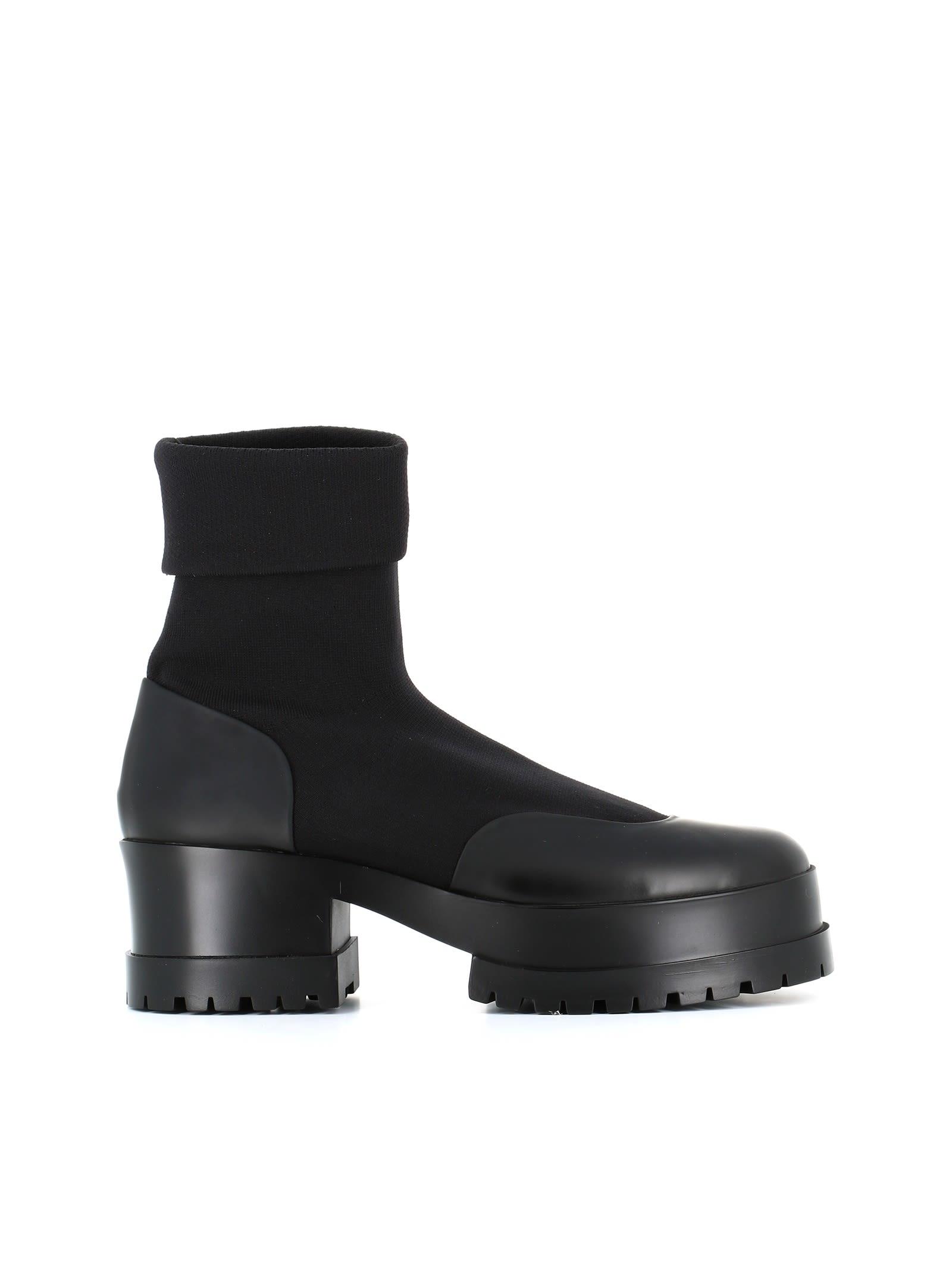 """Anke Boots """"Wanda"""", Black"""