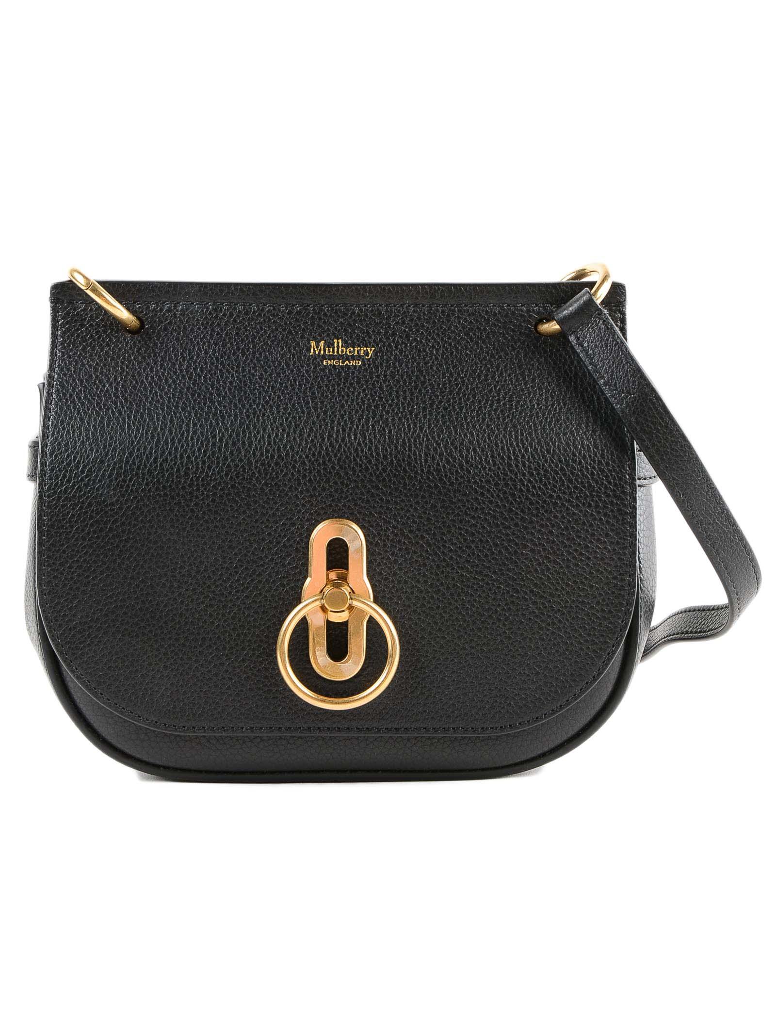 Small Amberley Shoulder Bag in Ablack