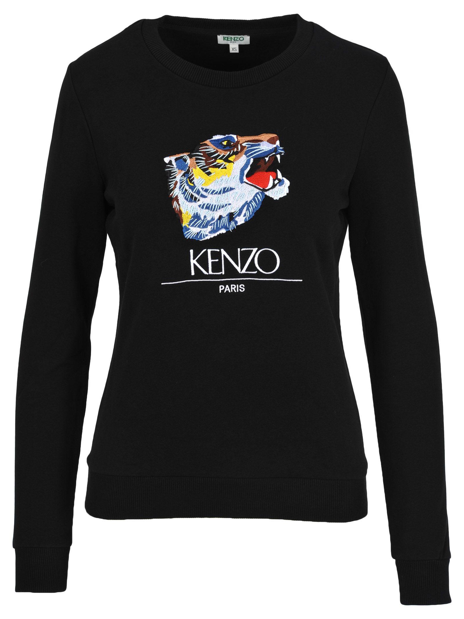 Kenzo Tiger Capsule Tiger Head Sweatshirt