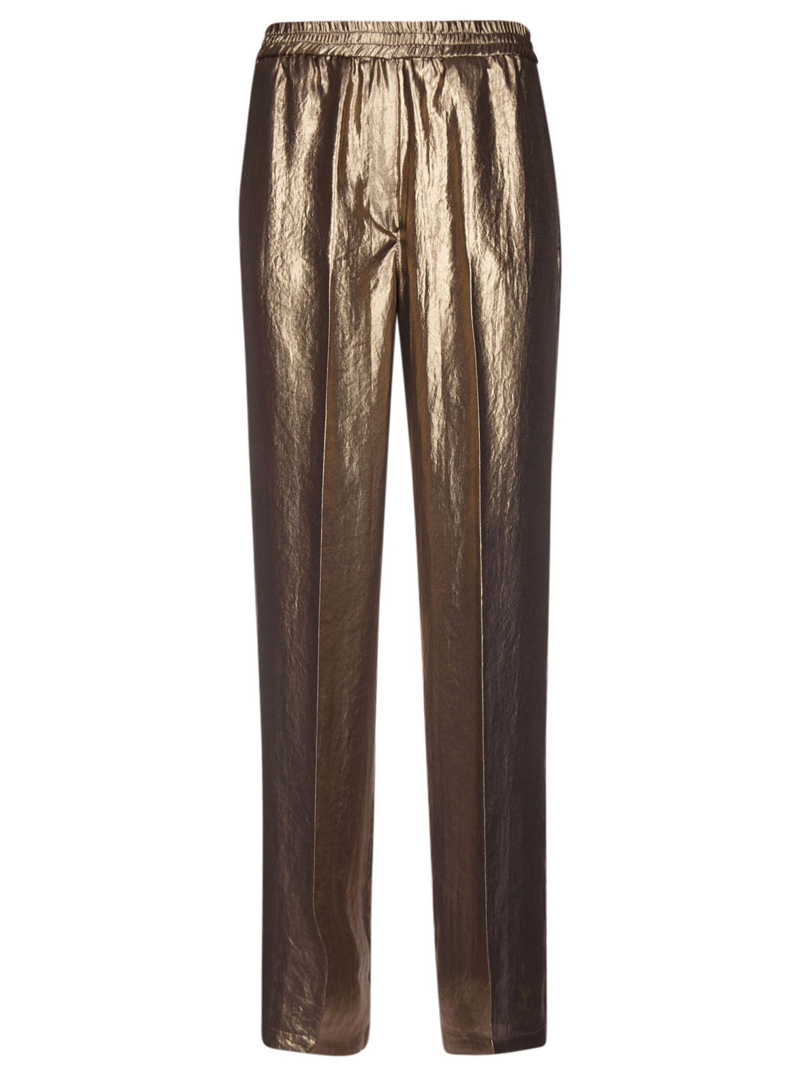 Kapoor Loose Trousers in Gold