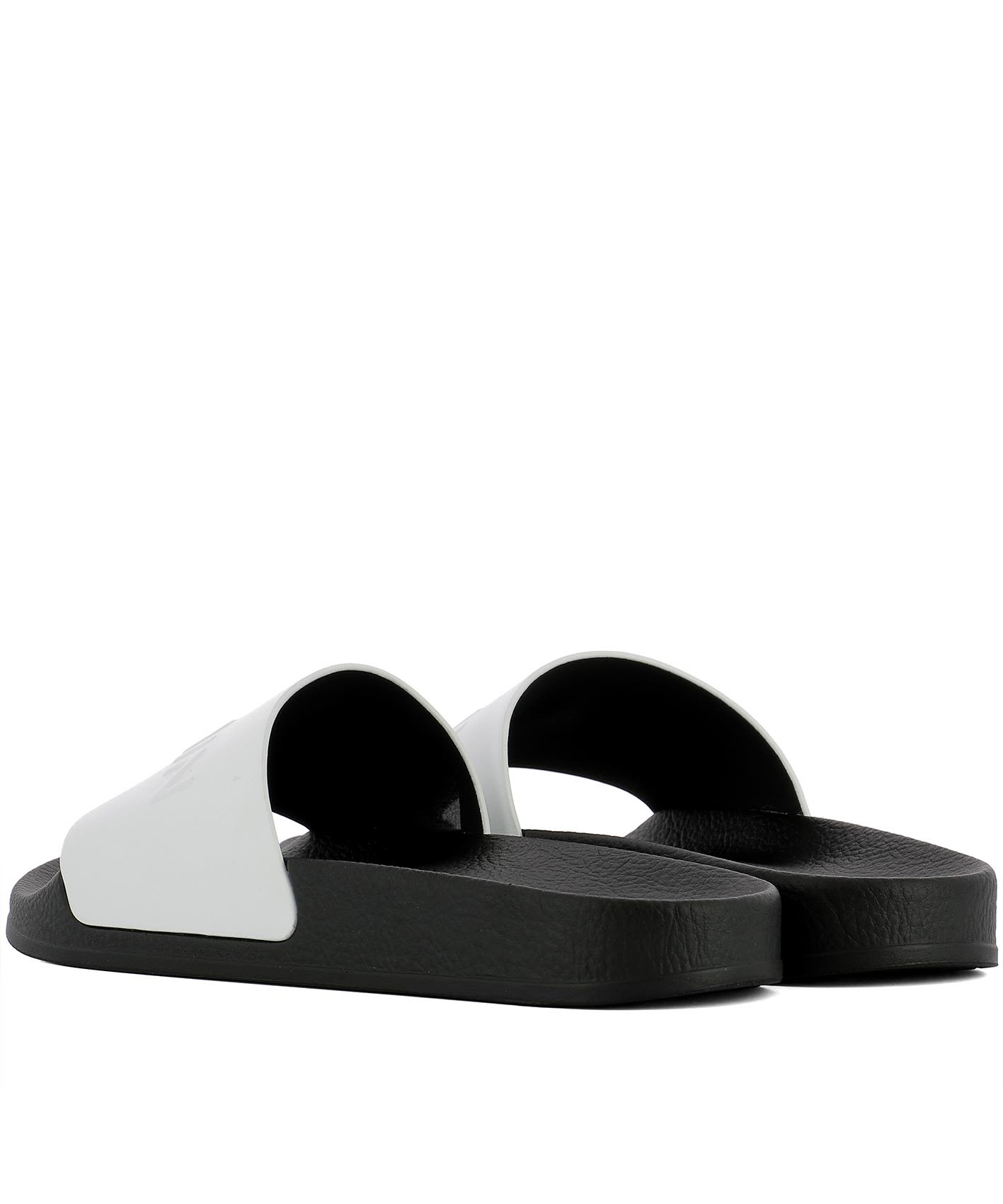 Balmain Rubber Sandals SxhMsL1cO