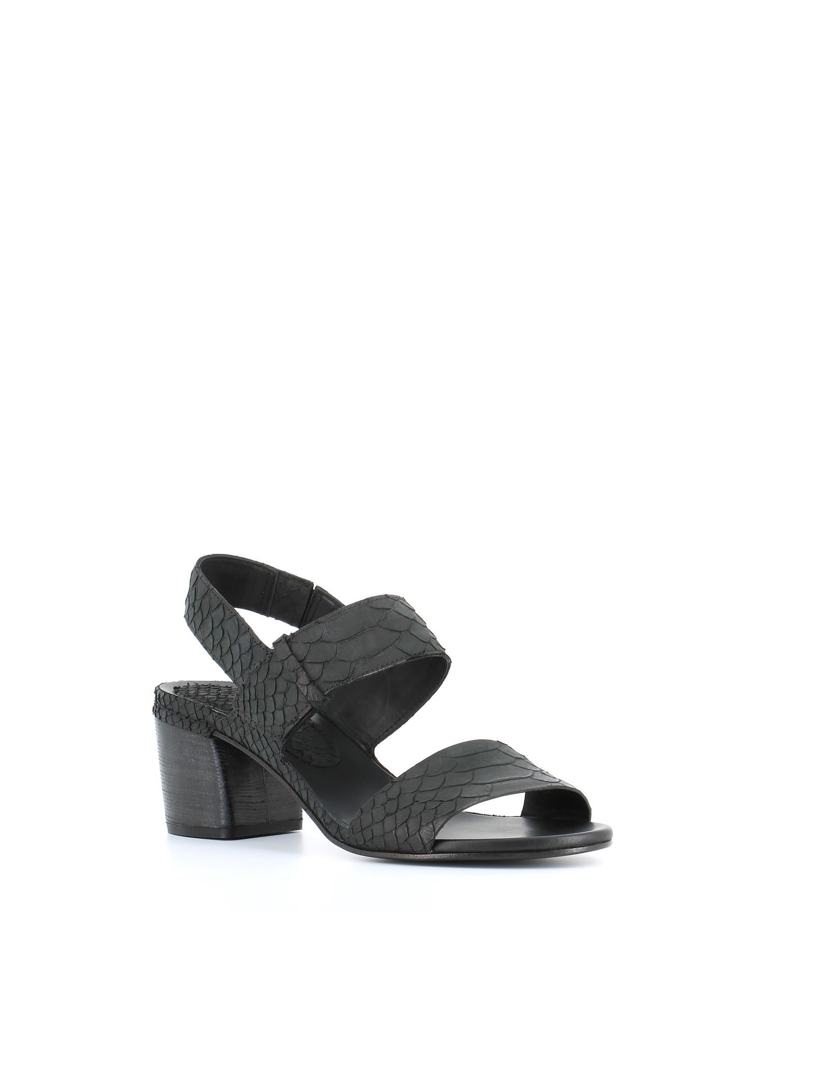 ROBERTO DEL CARLO 10119 sandals rR5eiq