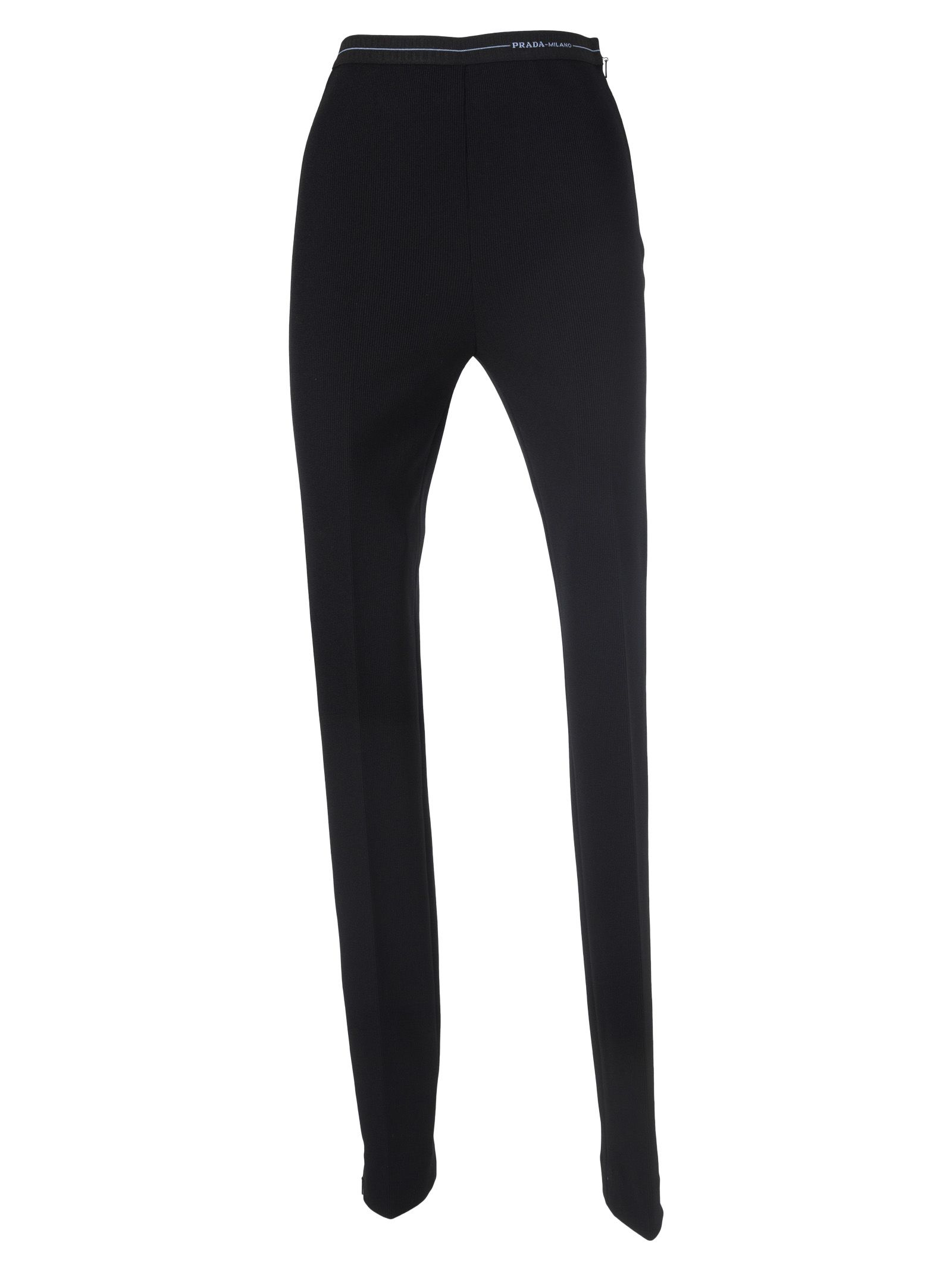 Prada High Waisted Skinny Leggings