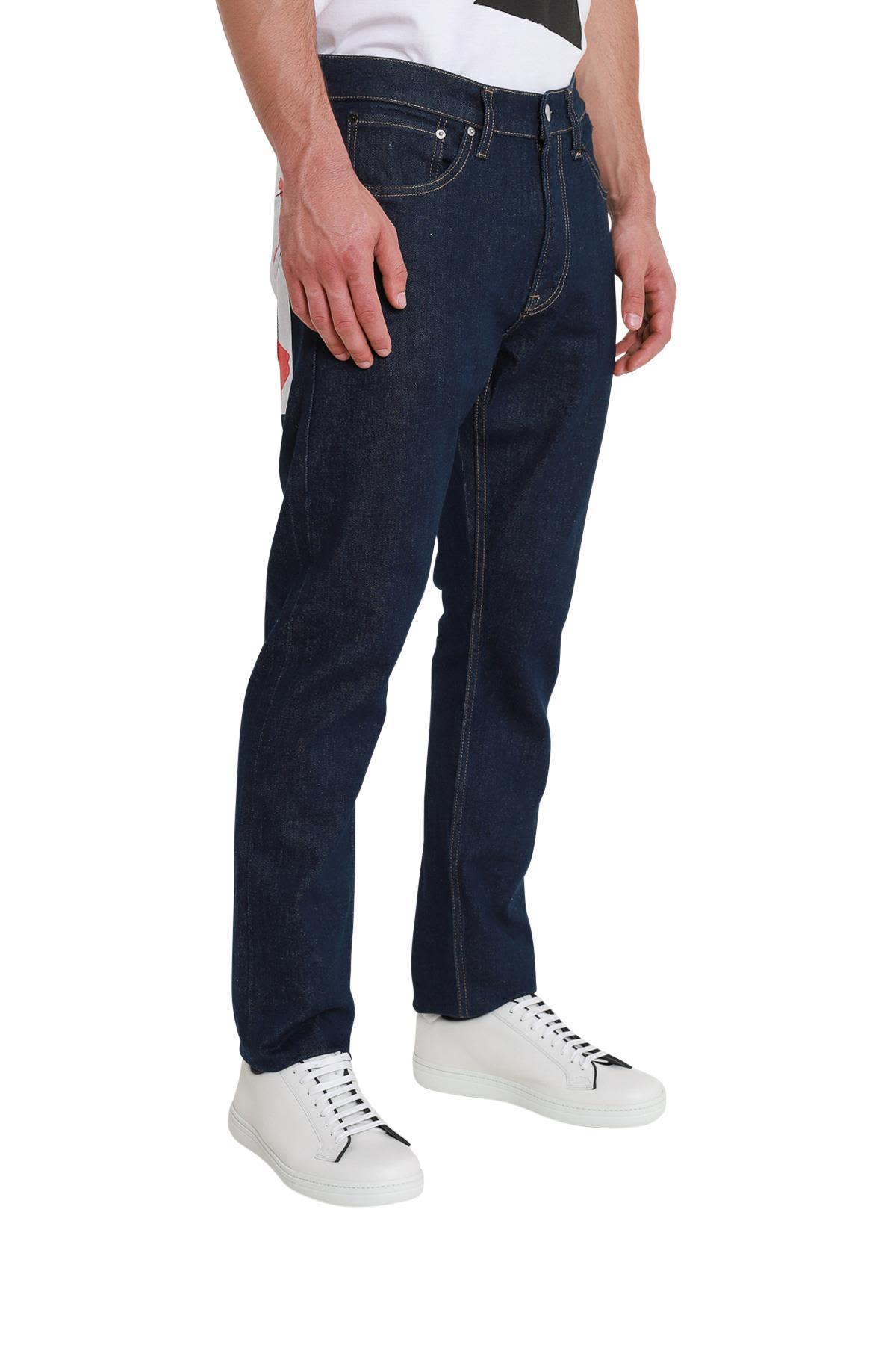 Calvin Klein Jeans Warhol Portrait Jeans