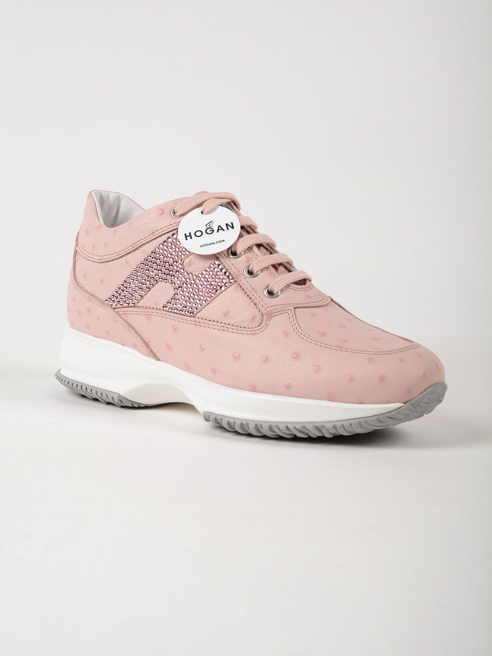 Pink Interactive sneakers Hogan C0rjSy287E