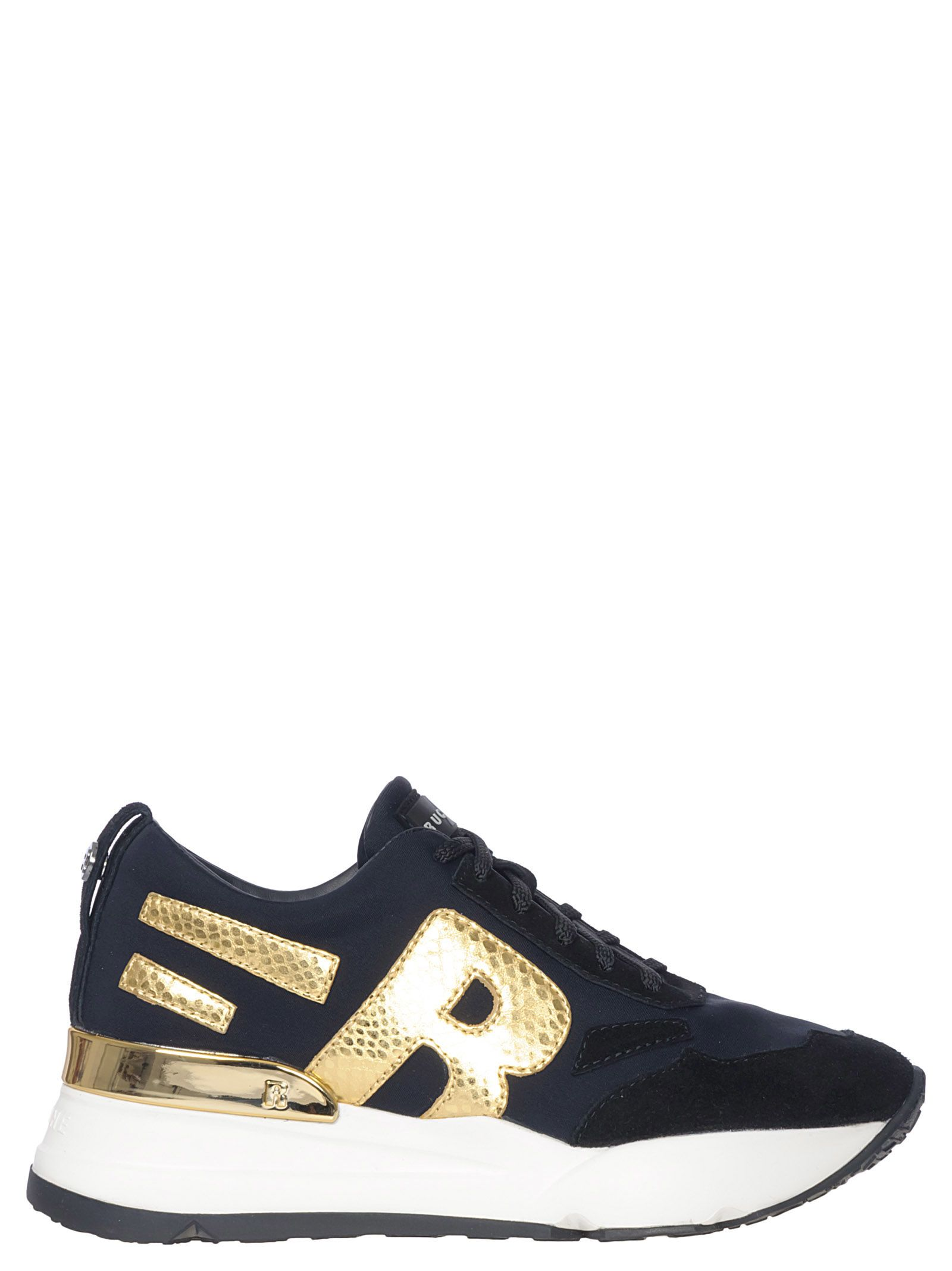 RUCO LINE Rucoline Sneakers Melog in Nero