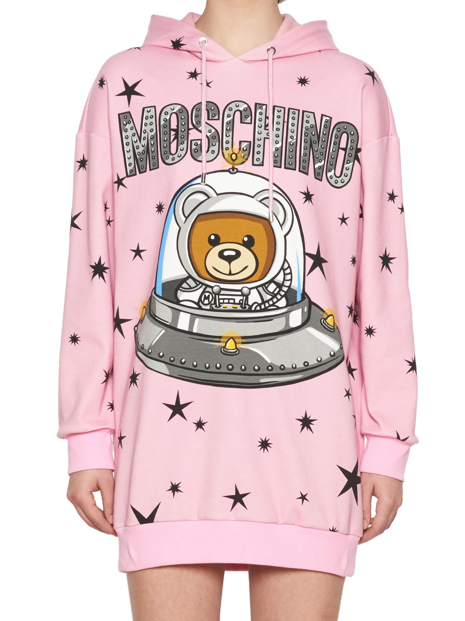 TEDDY UFO DRESS