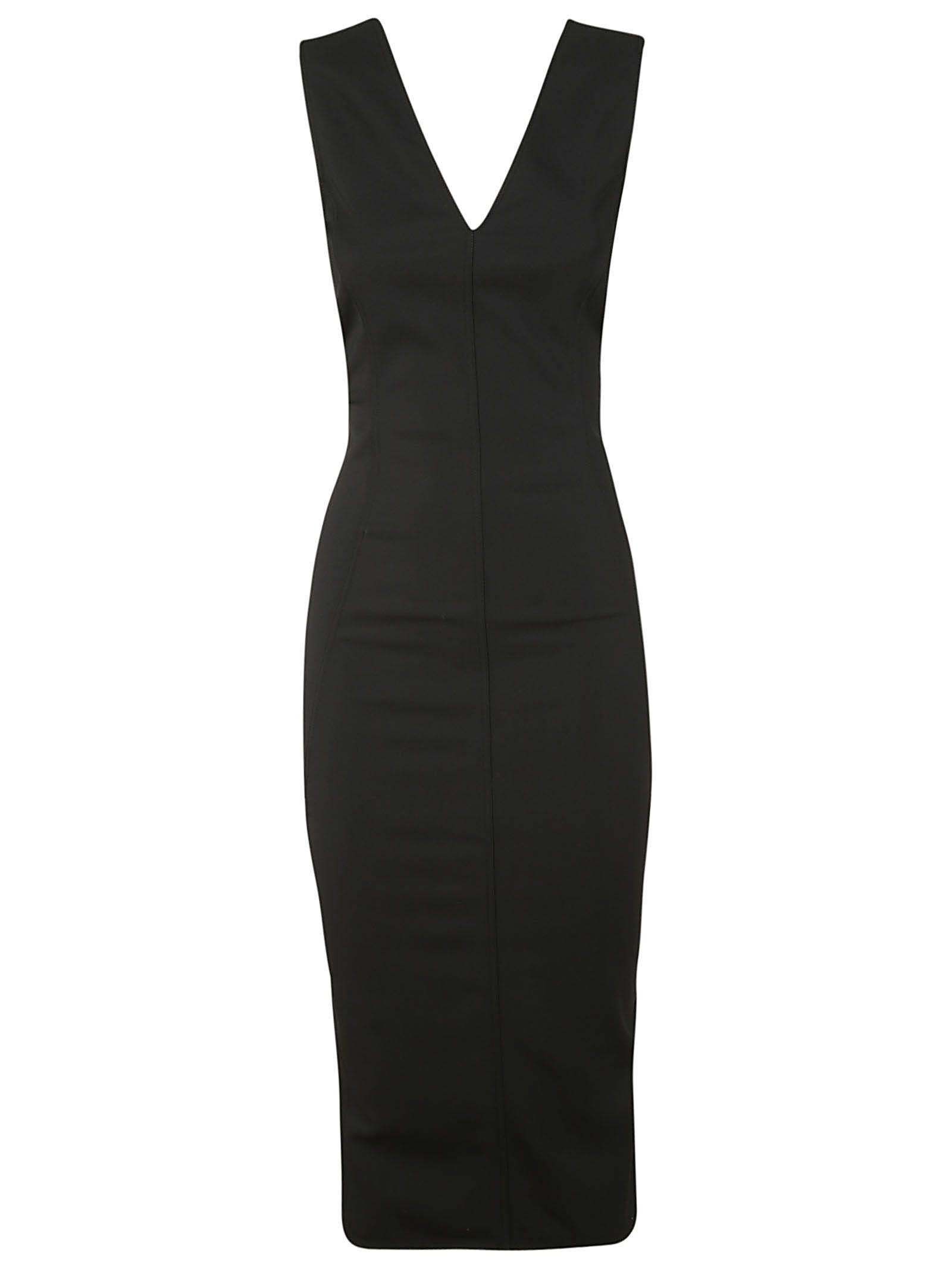 Rick Owens Fitted Dress