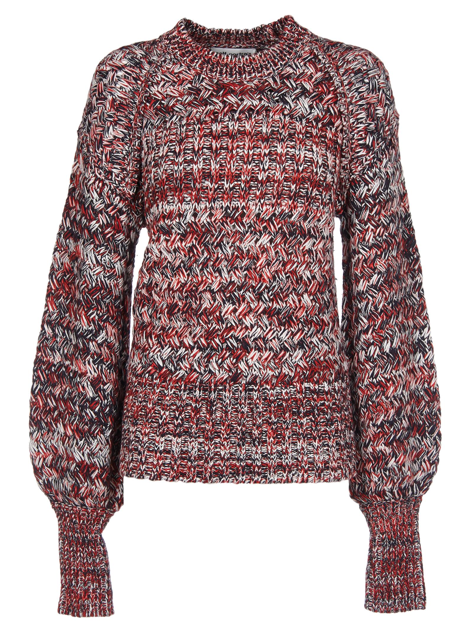 Self-Portrait Clothing SELF-PORTRAIT KNITTED SWEATER