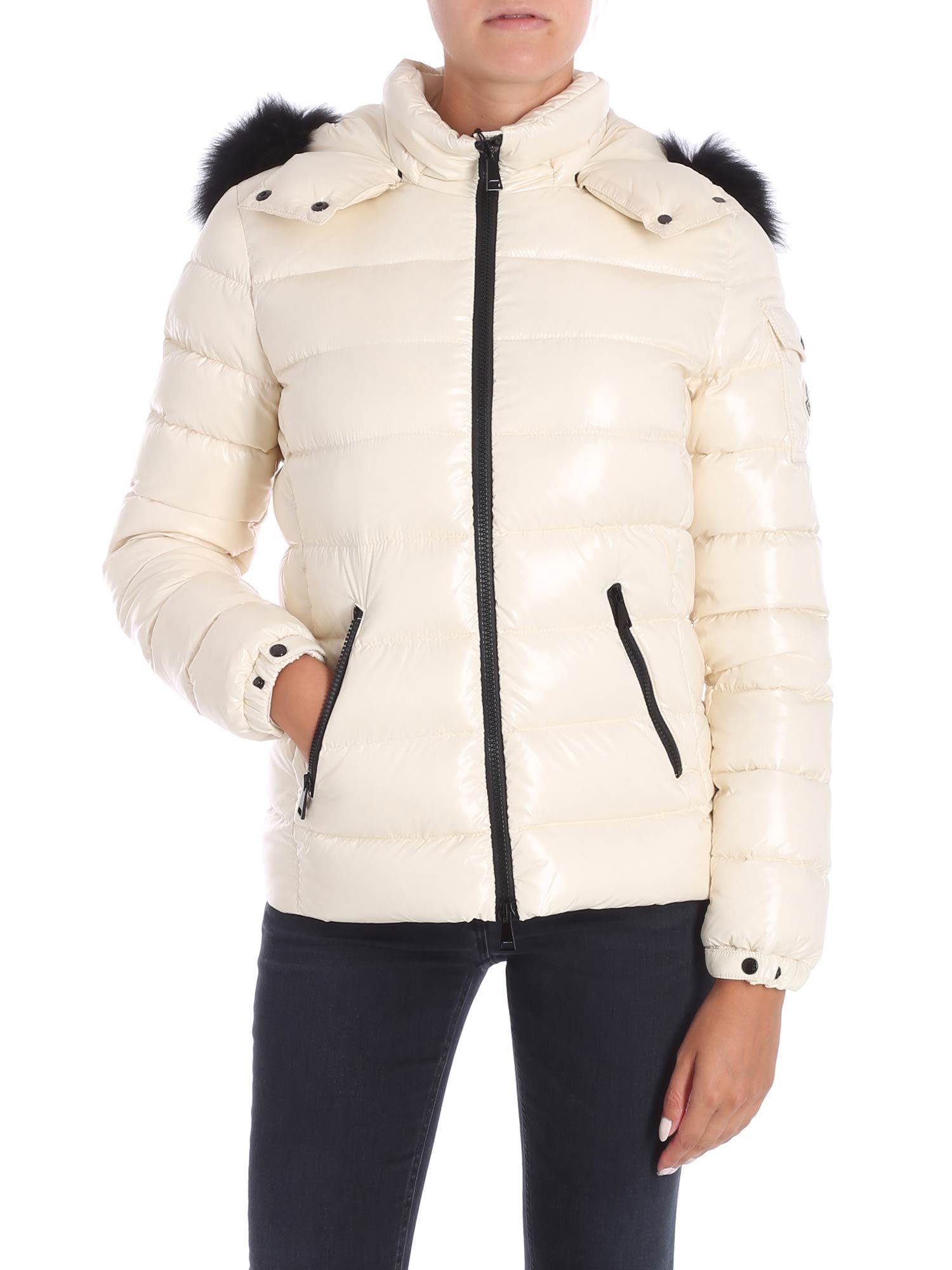 - BADYFUR DOWN JACKET