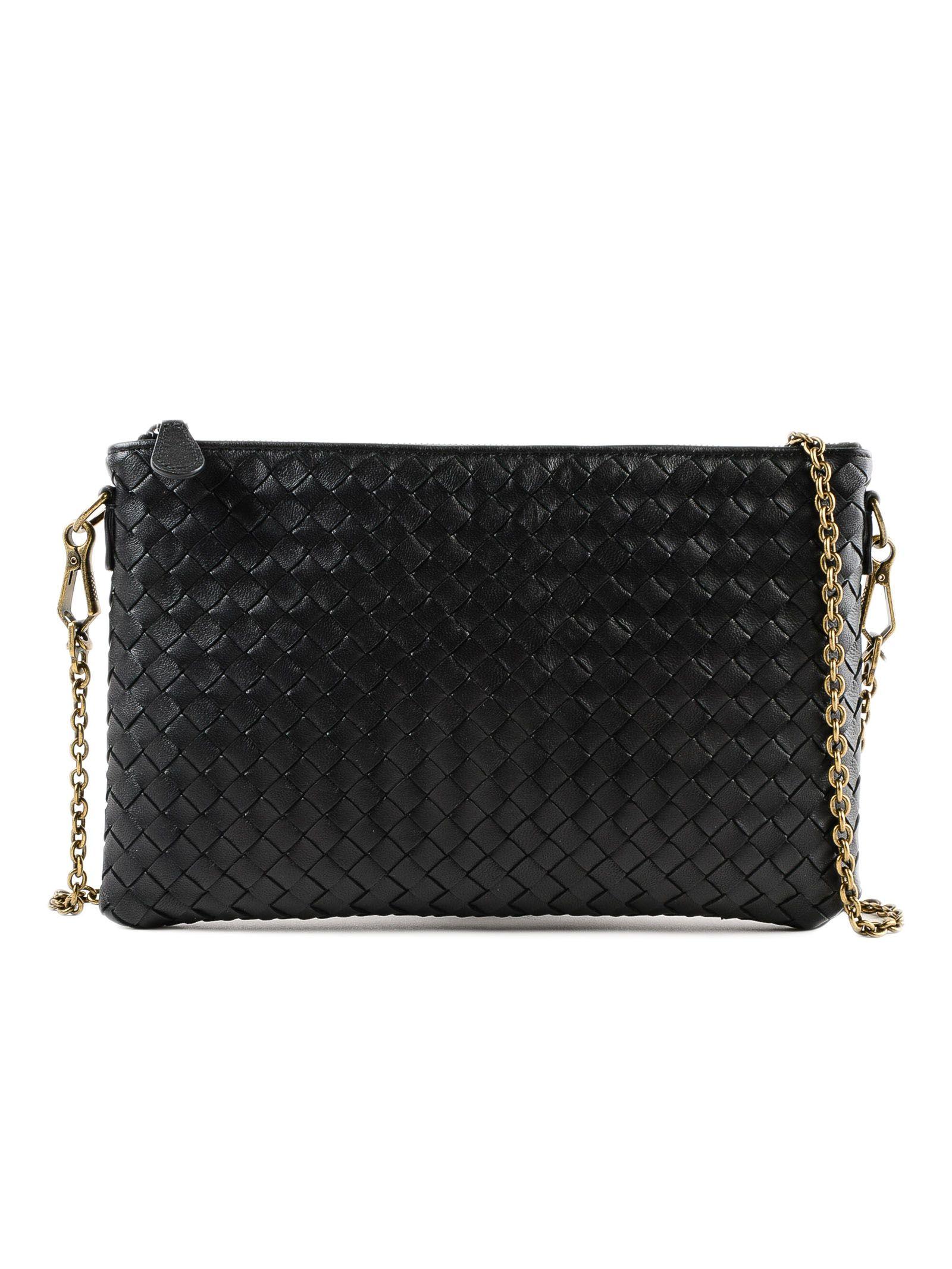 Bottega Veneta Woven Shoulder Bag