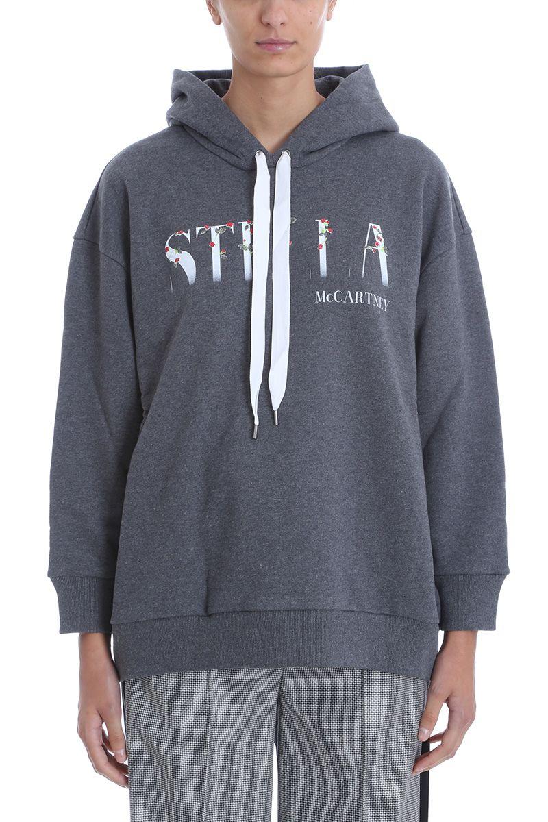 Stella McCartney Stella Print Hoodie Sweatshirt