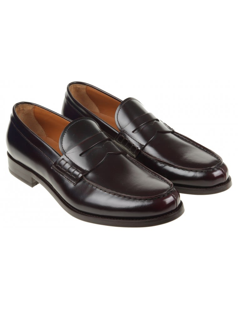 Doucal's Men's Burgundy Leather... clearance wide range of outlet pick a best cheap amazon Manchester online clearance best store to get wm1Ddf1b