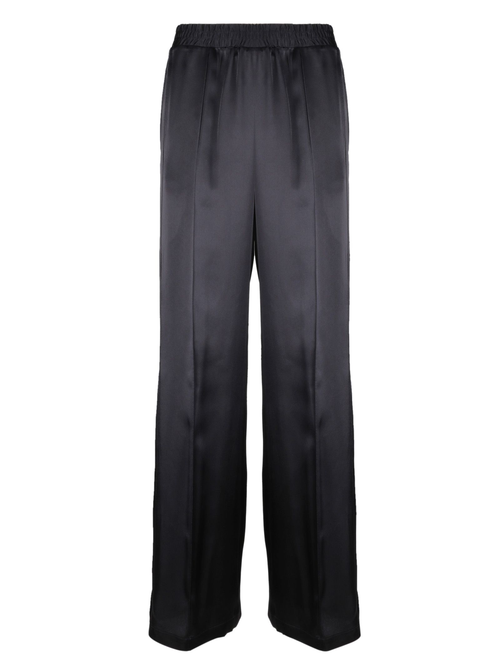 SEMICOUTURE PALAZZO TROUSERS from Italist.com