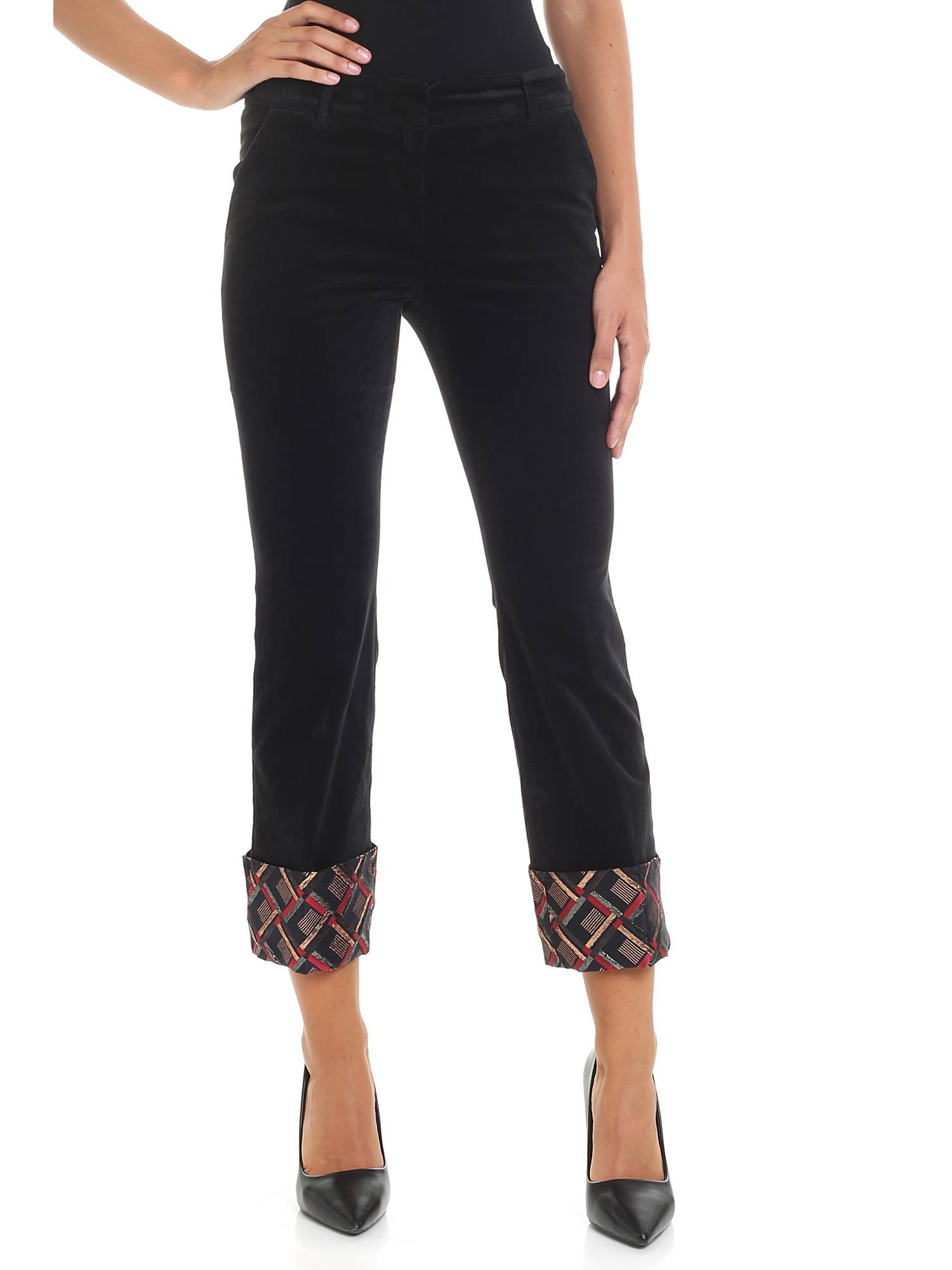 TRUE ROYAL - VICKY TROUSERS