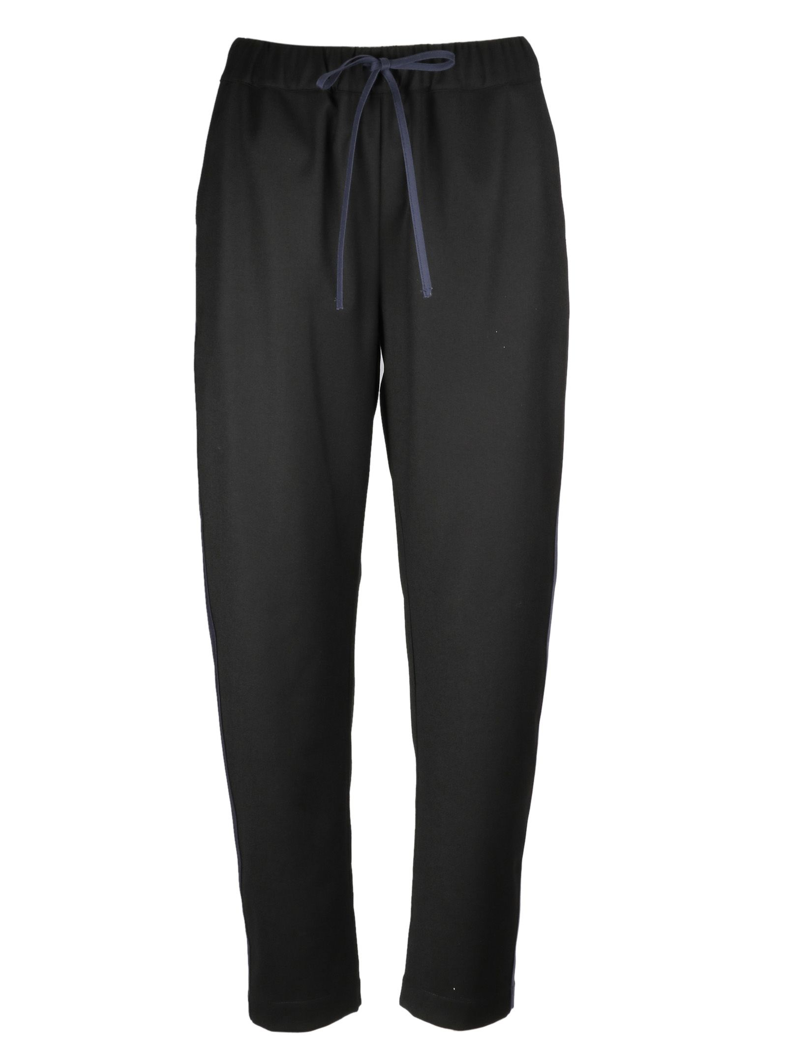 SEMICOUTURE DRAWSTRING TRACK PANTS from Italist.com