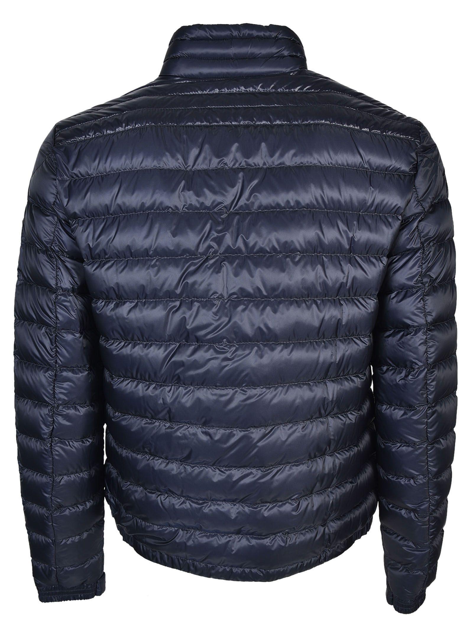 Moncler Daniel Down Jacket - Blue Moncler Daniel Down Jacket - Blue